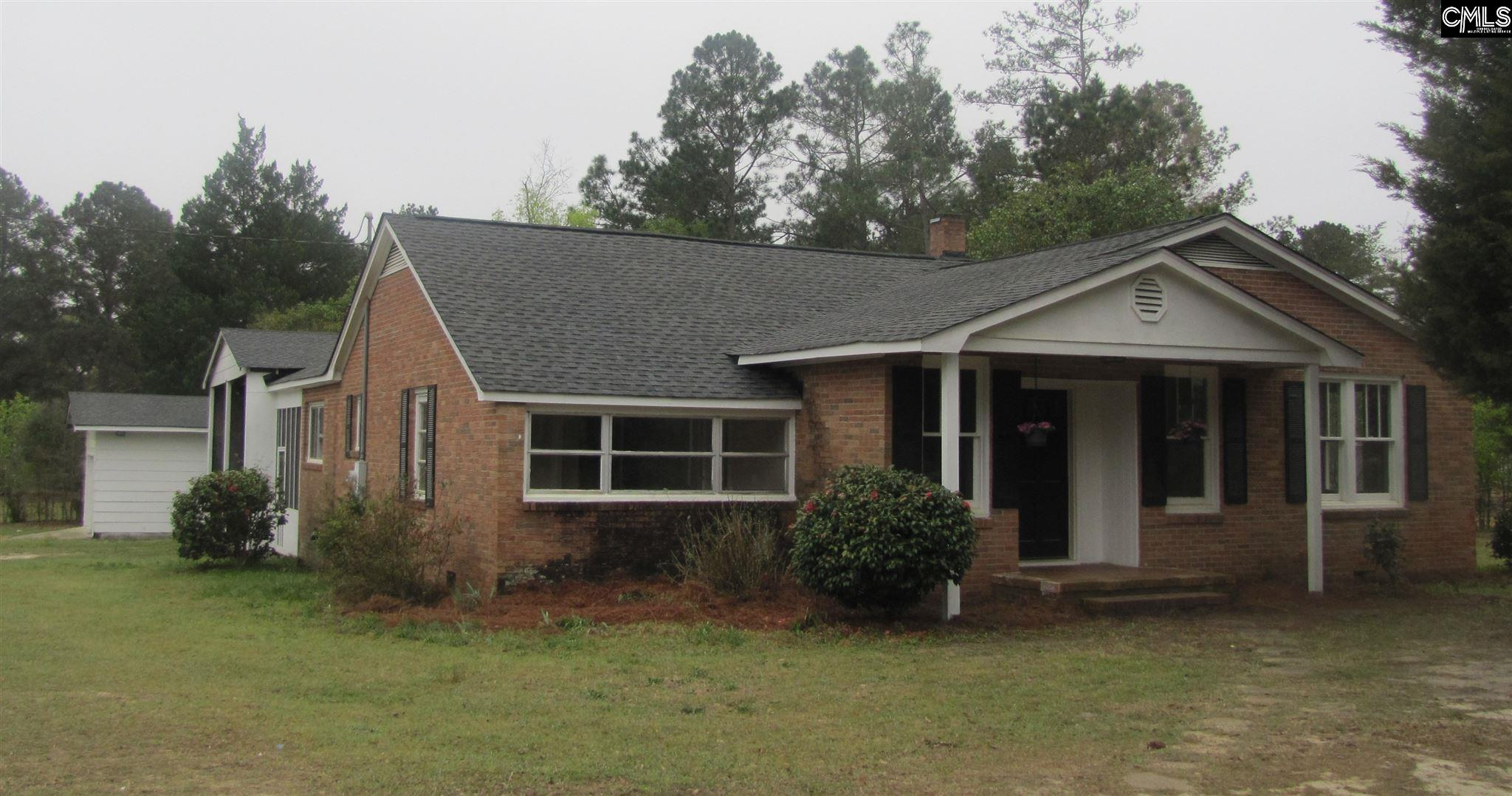 945 Old Stagecoach Road Camden, SC 29020-0000