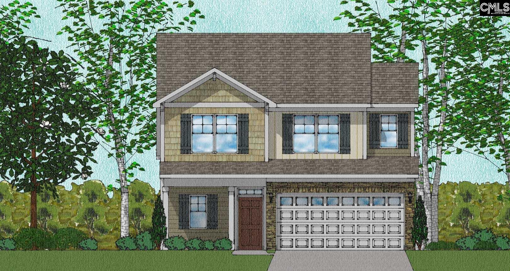907 Bergenfield Lane Chapin, SC 29036-0000