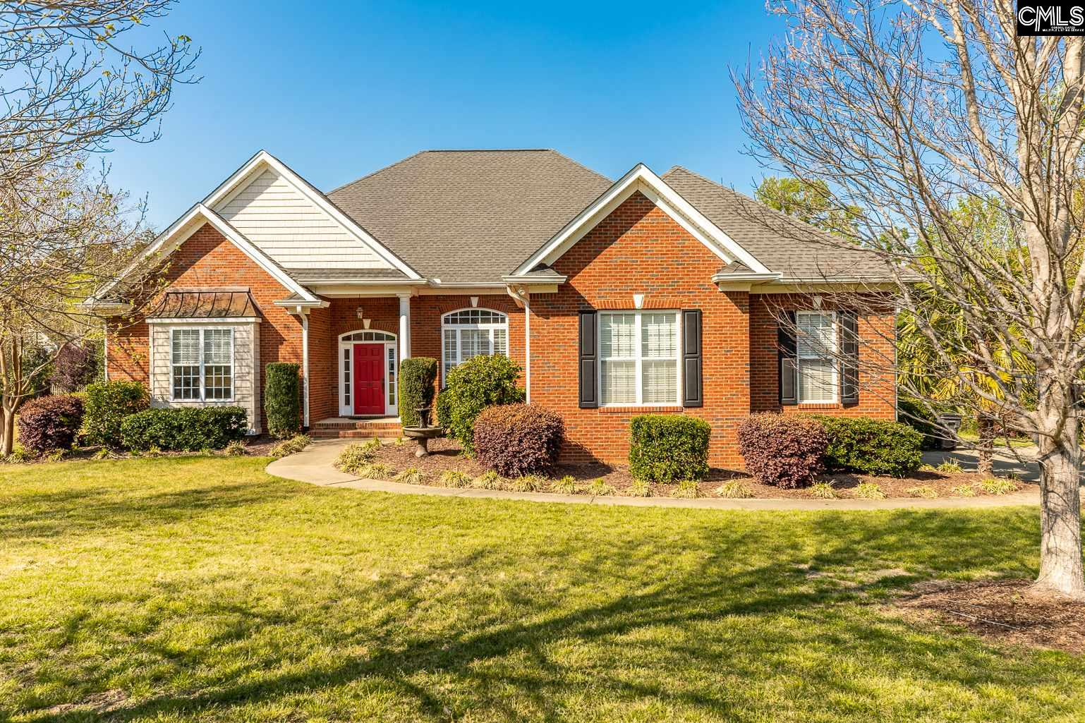 107 Mallory Drive Lexington, SC 29072-7299