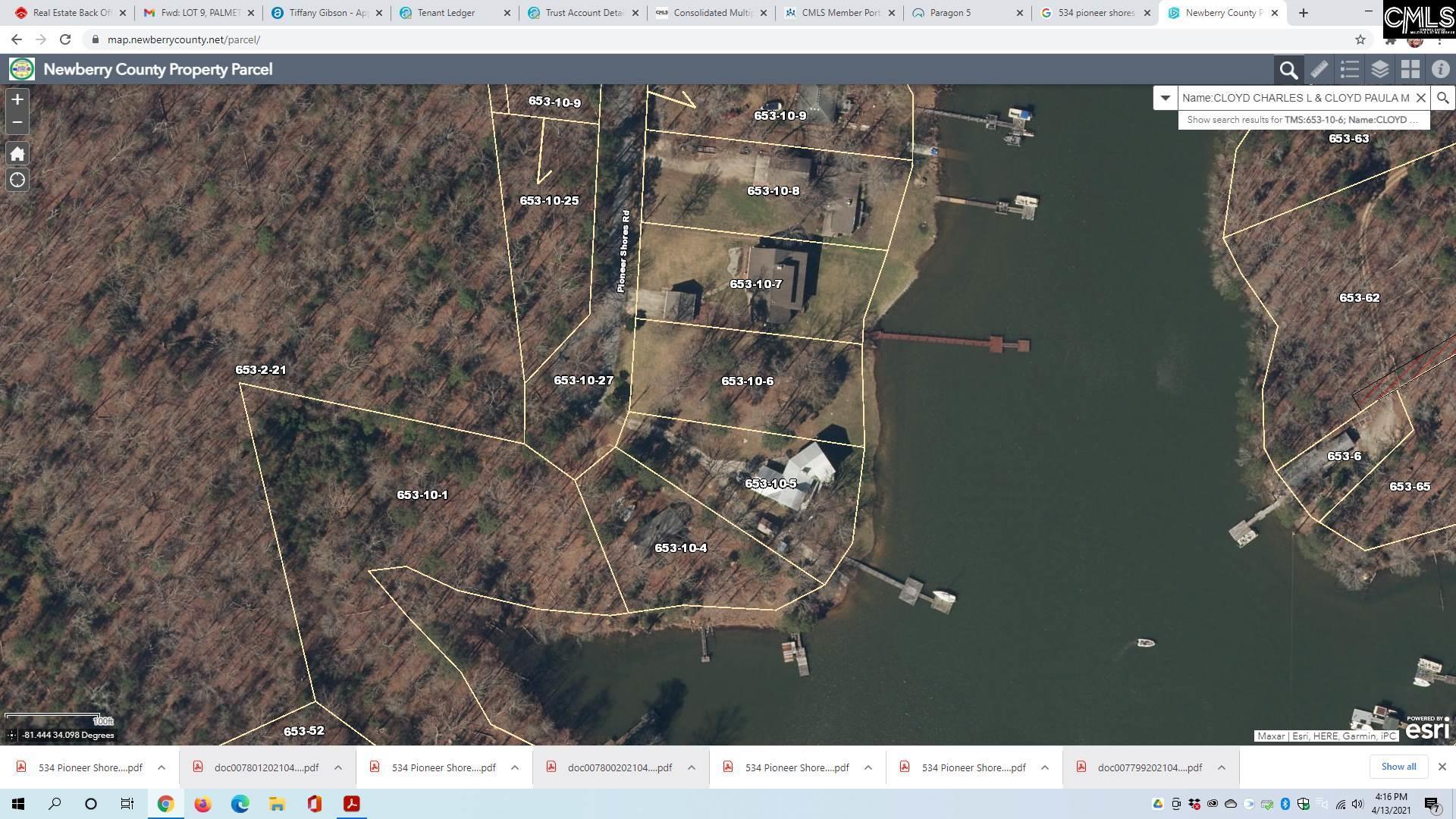534 Pioneer Shores Drive Prosperity, SC 29127