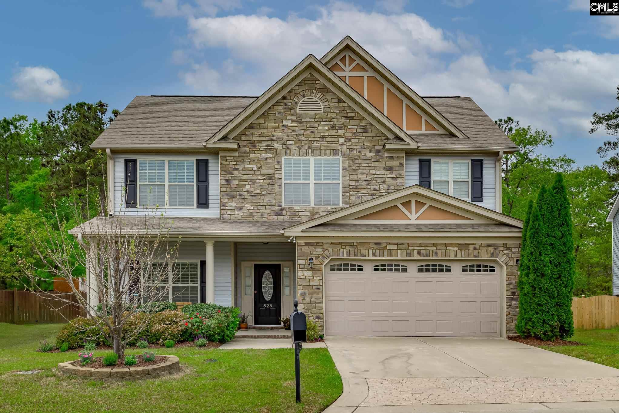525 Teaberry Drive Columbia, SC 29229