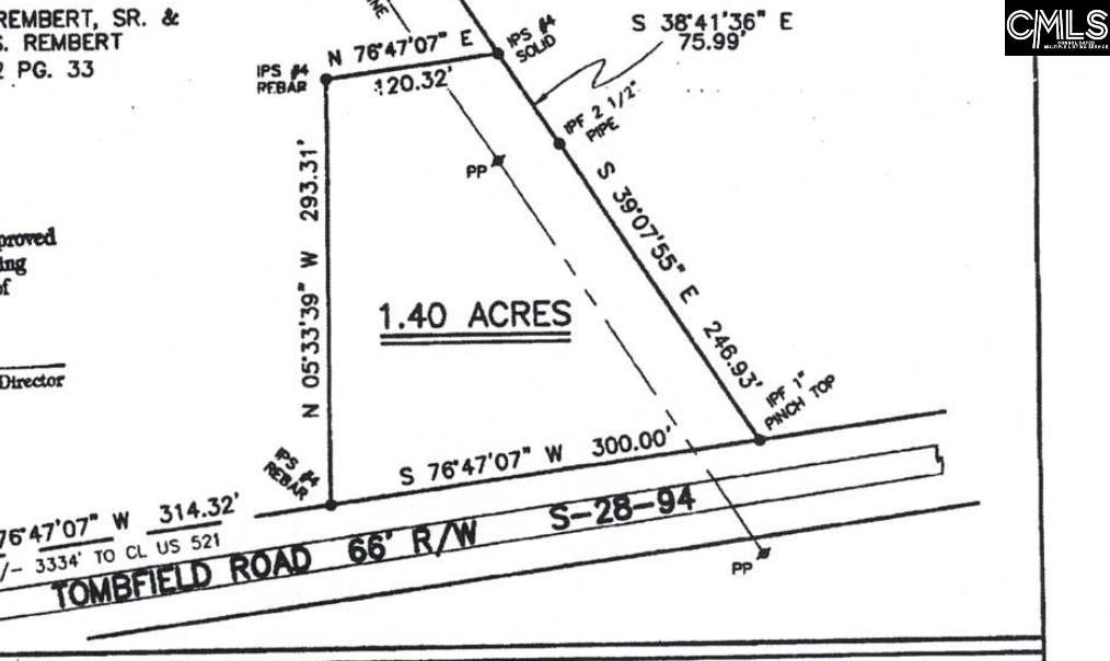 176 Tombfield Road Camden, SC 29020