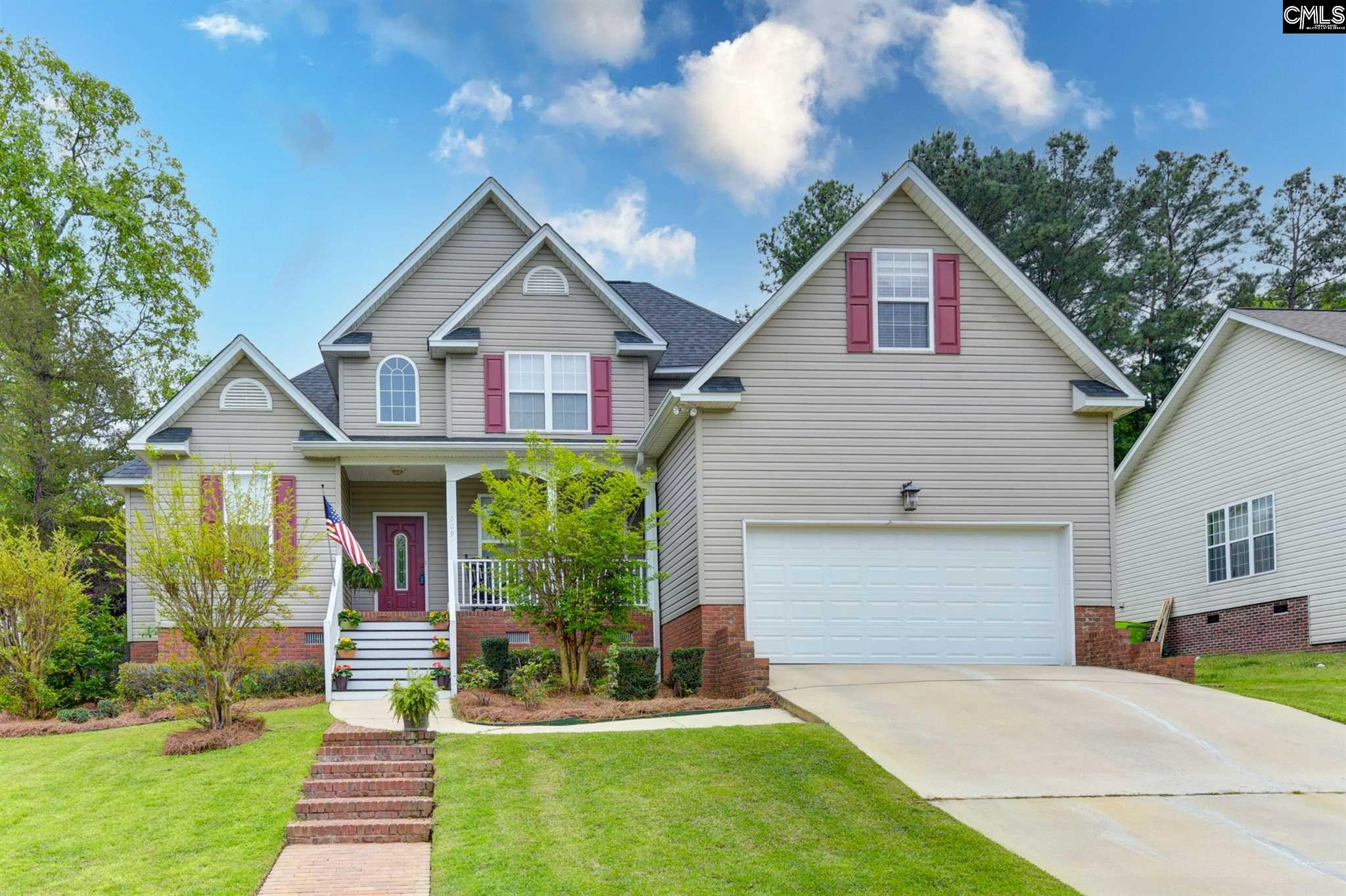 209 Amberwood Circle Irmo, SC 29063