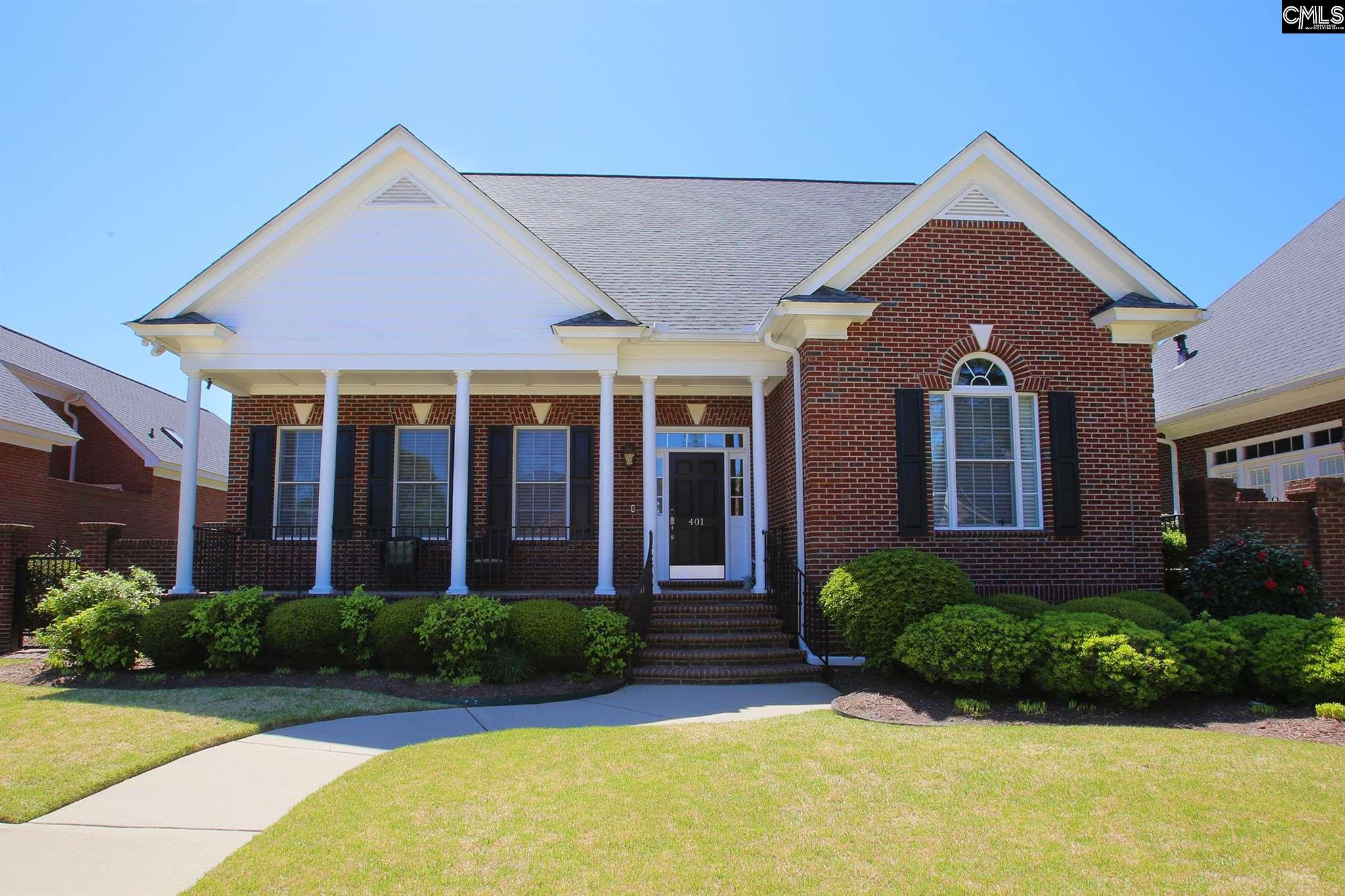 401 Turkey Point Circle Columbia, SC 29223
