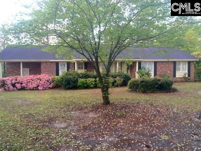 +/- 1592 Sq. Ft. on +/- 2.67 acres, Can be Residential or Commercial, Great location, home in great shape, Recent Survey.