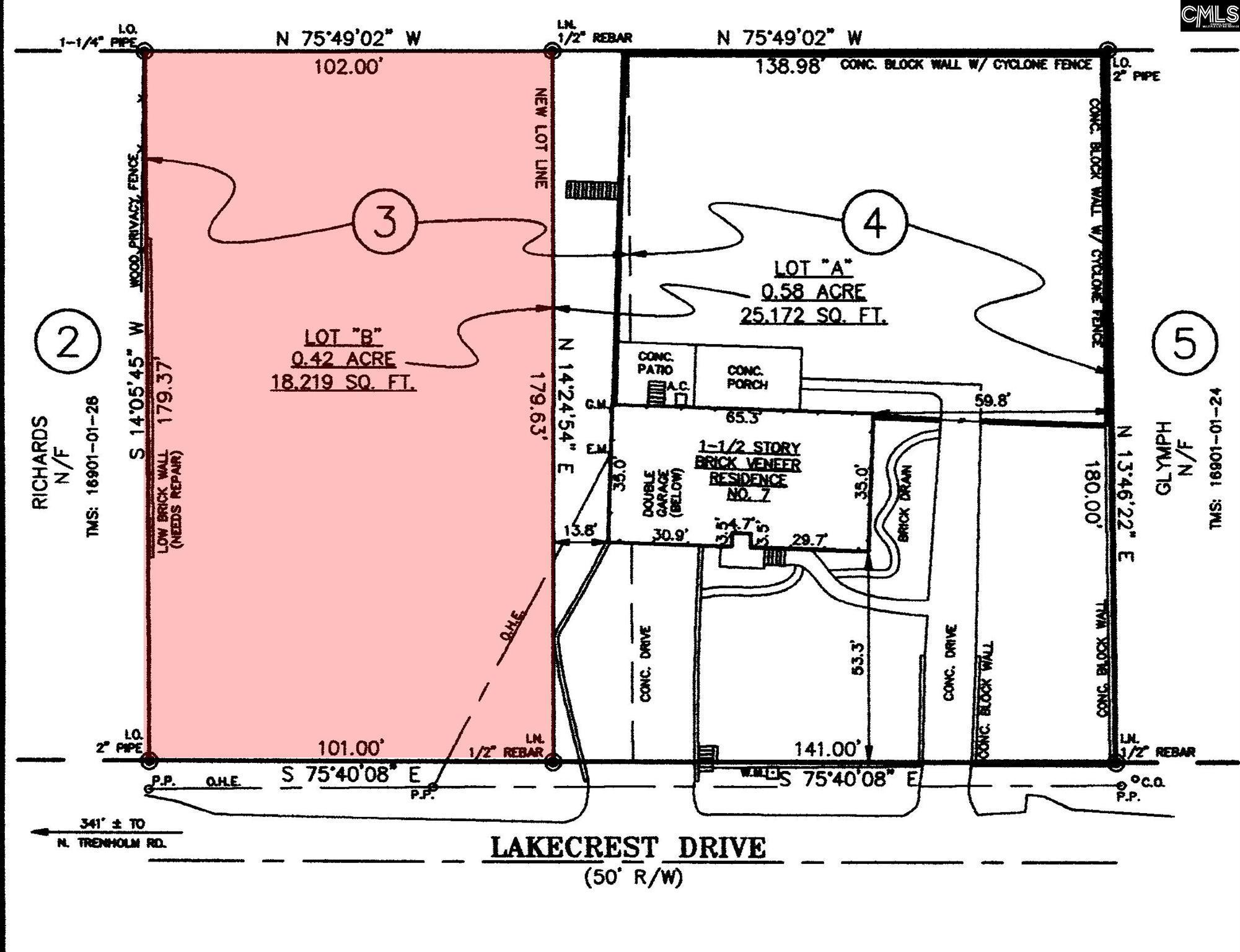 5 Lakecrest Columbia, SC 29206