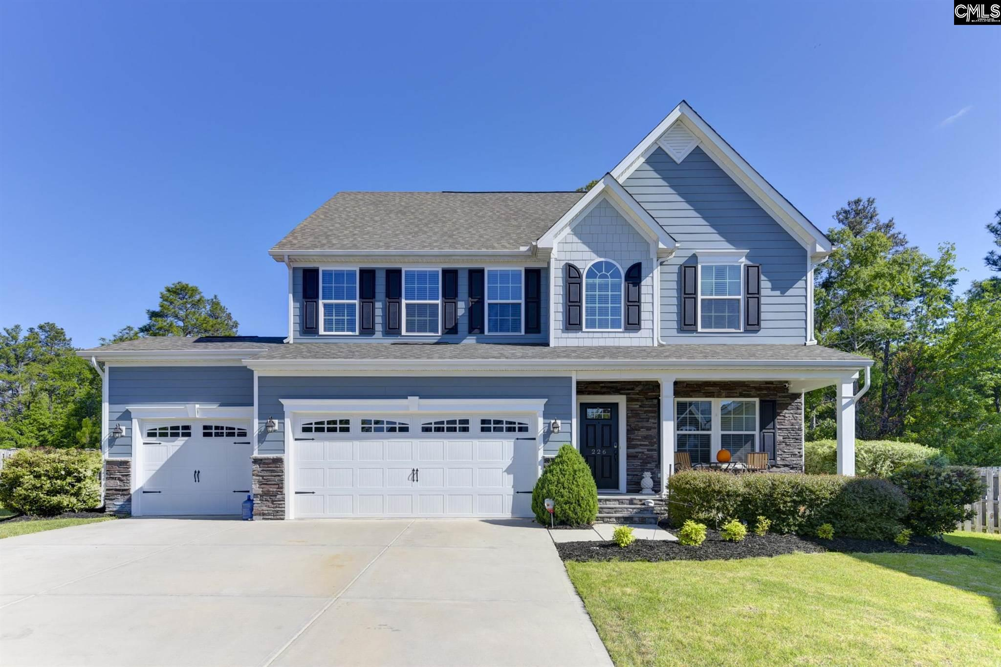 226 Golden Fluke Drive Lexington, SC 29072