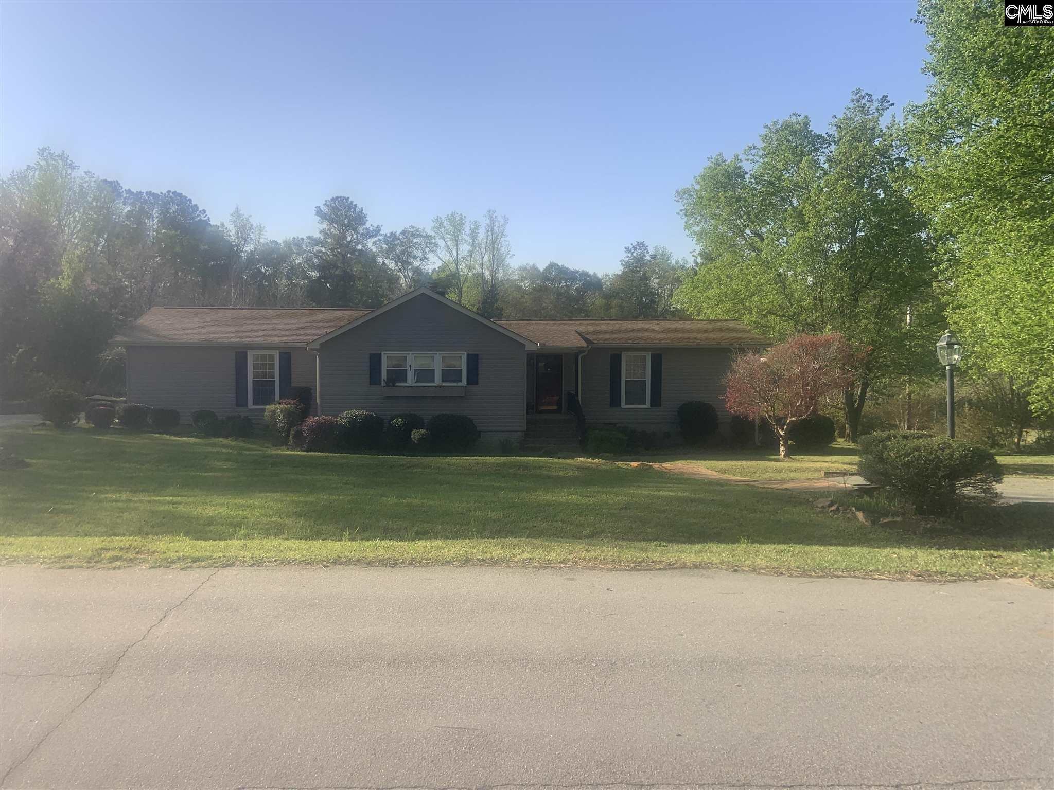 214 Parklane Drive Winnsboro, SC 29180