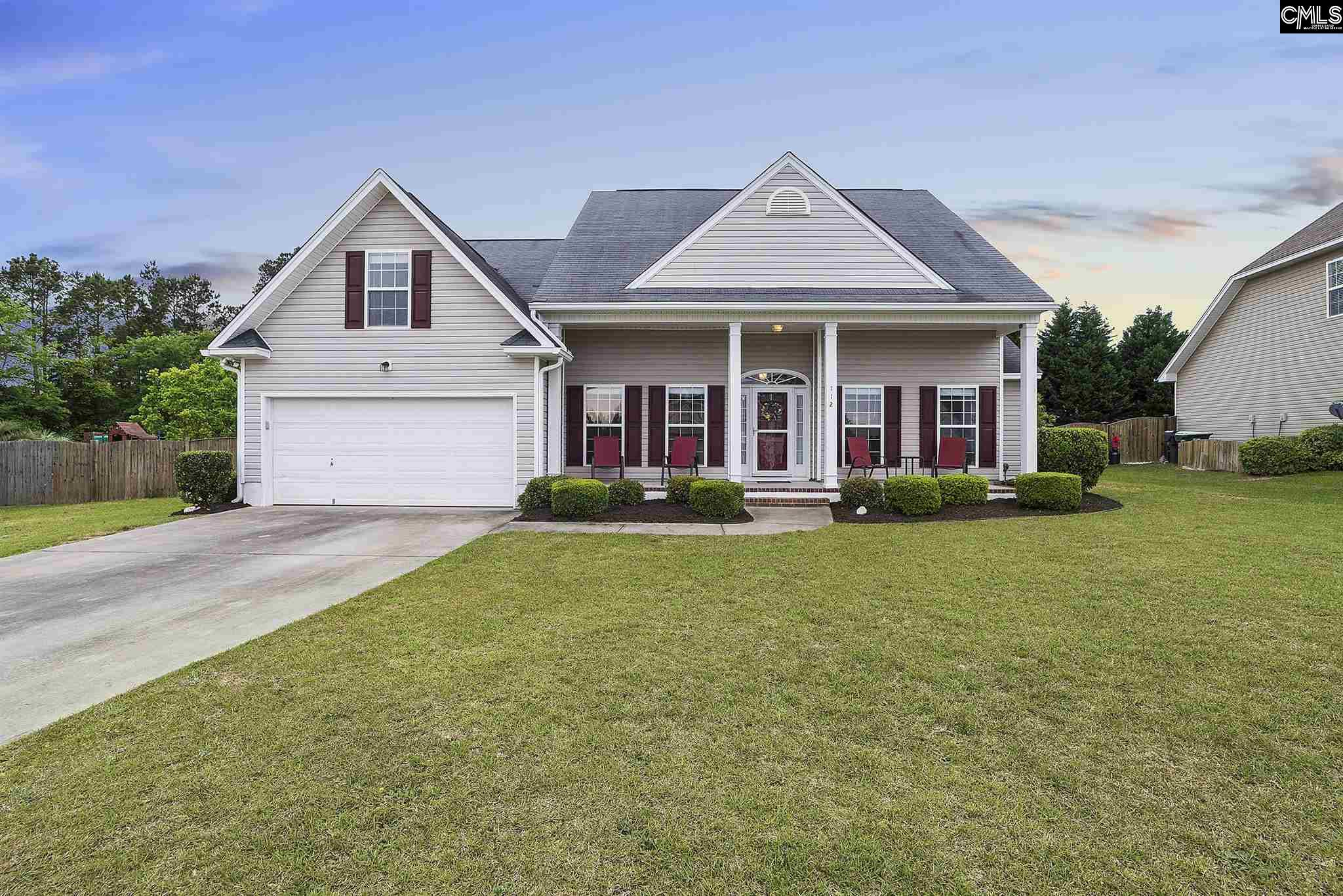112 Black Walnut Court Lexington, SC 29073