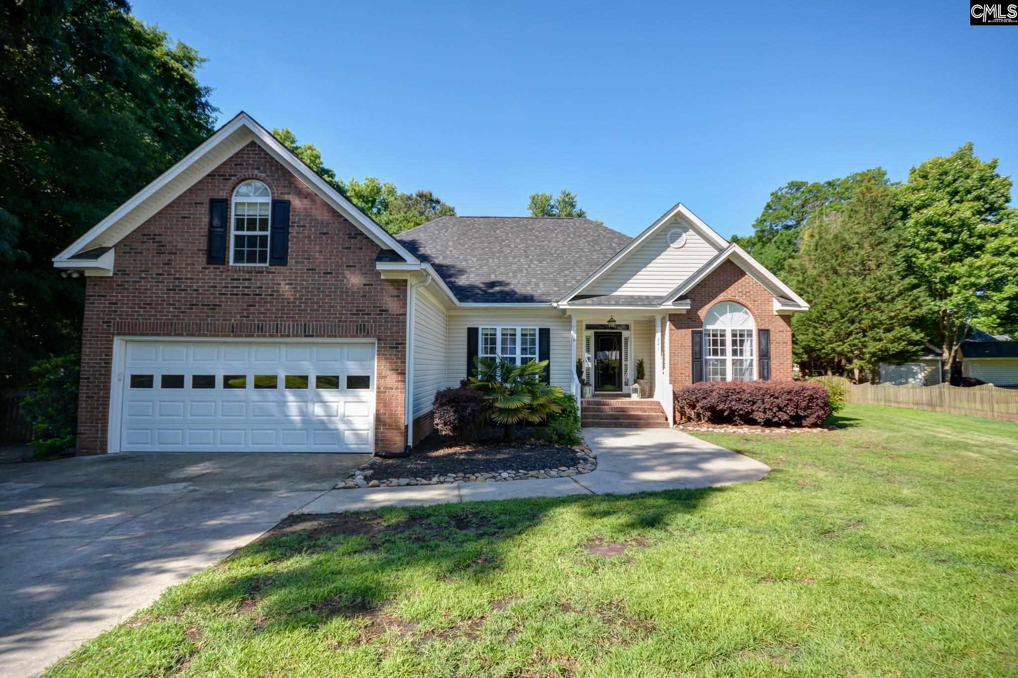 221 Lockwood Drive Lexington, SC 29072-3938