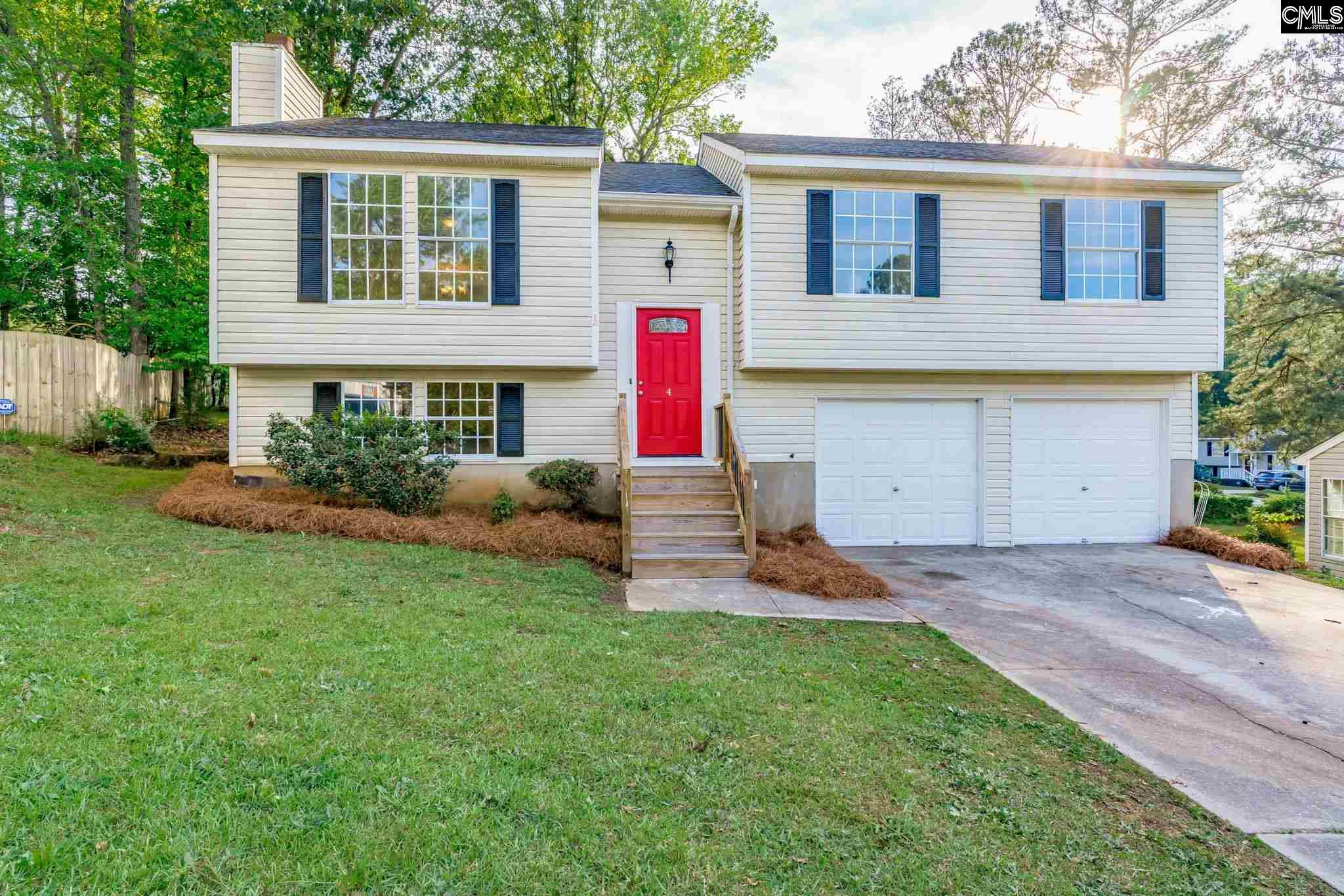 4 Woodspur Court Irmo, SC 29063