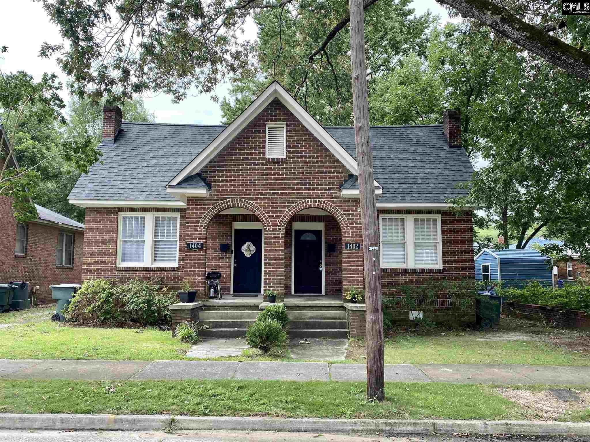 1402 Victoria Street Columbia, SC 29201
