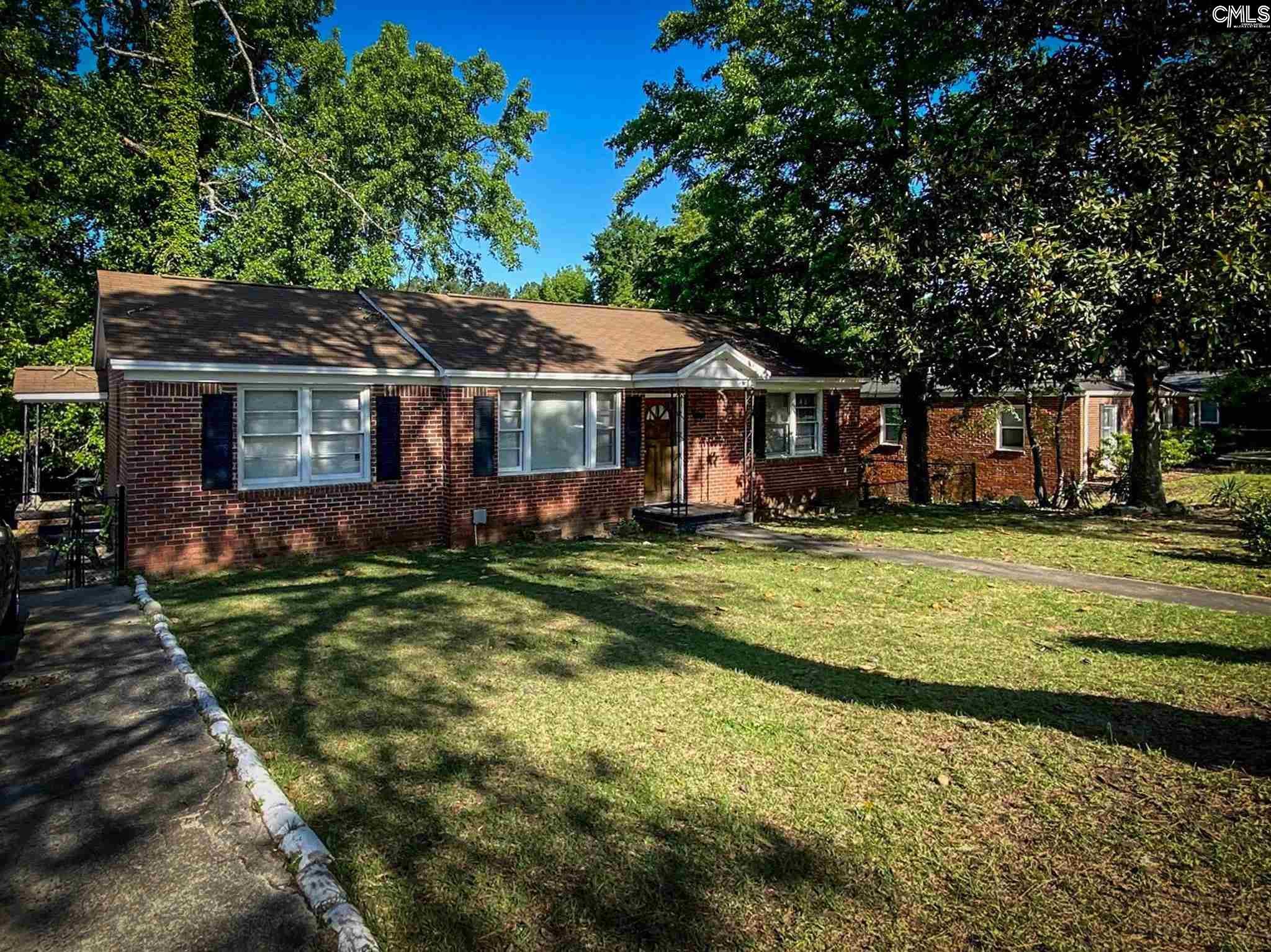 4207 Mildred Avenue Columbia, SC 29203