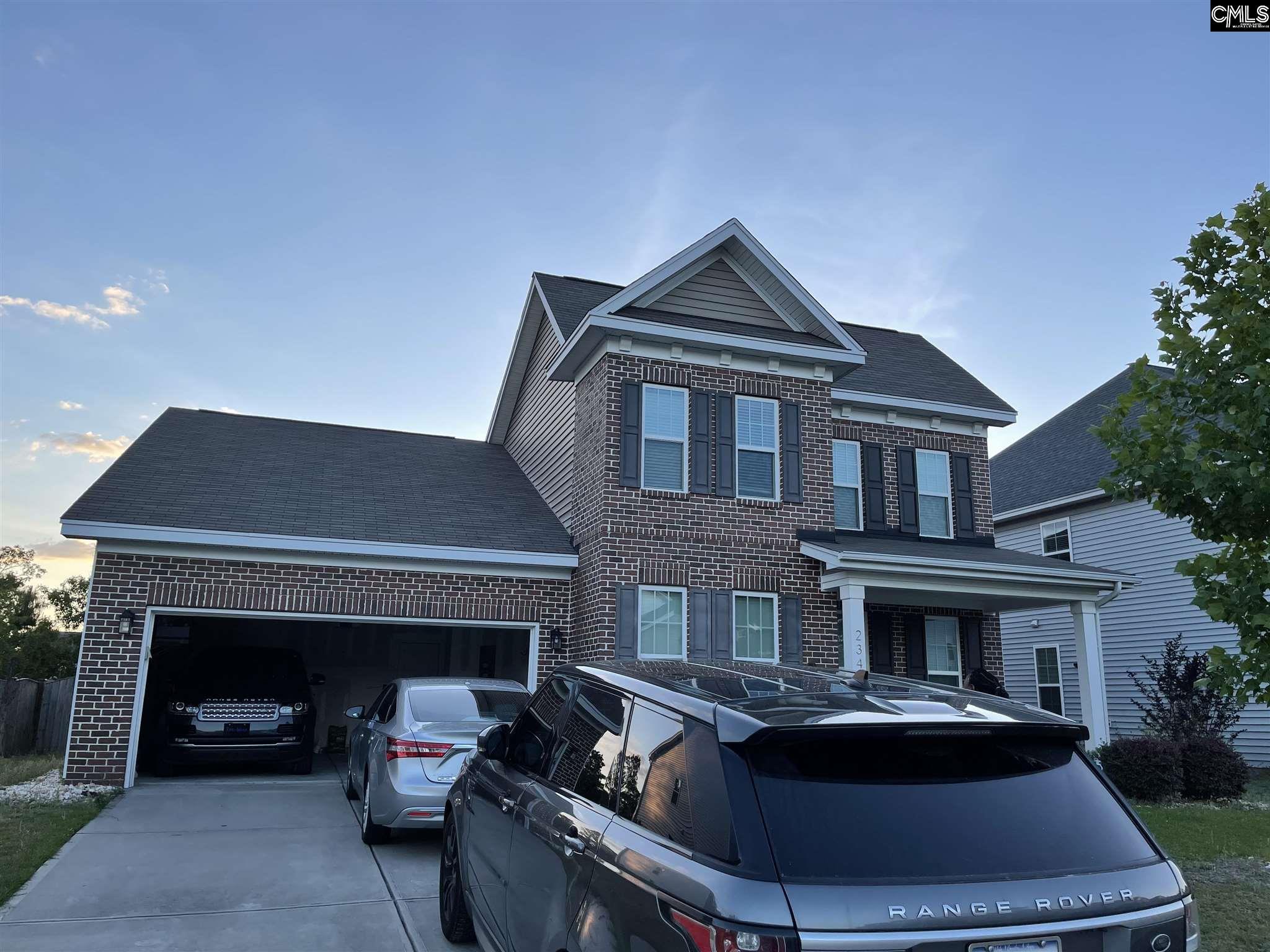 234 Charter Oaks Drive Blythewood, SC 29016-8258