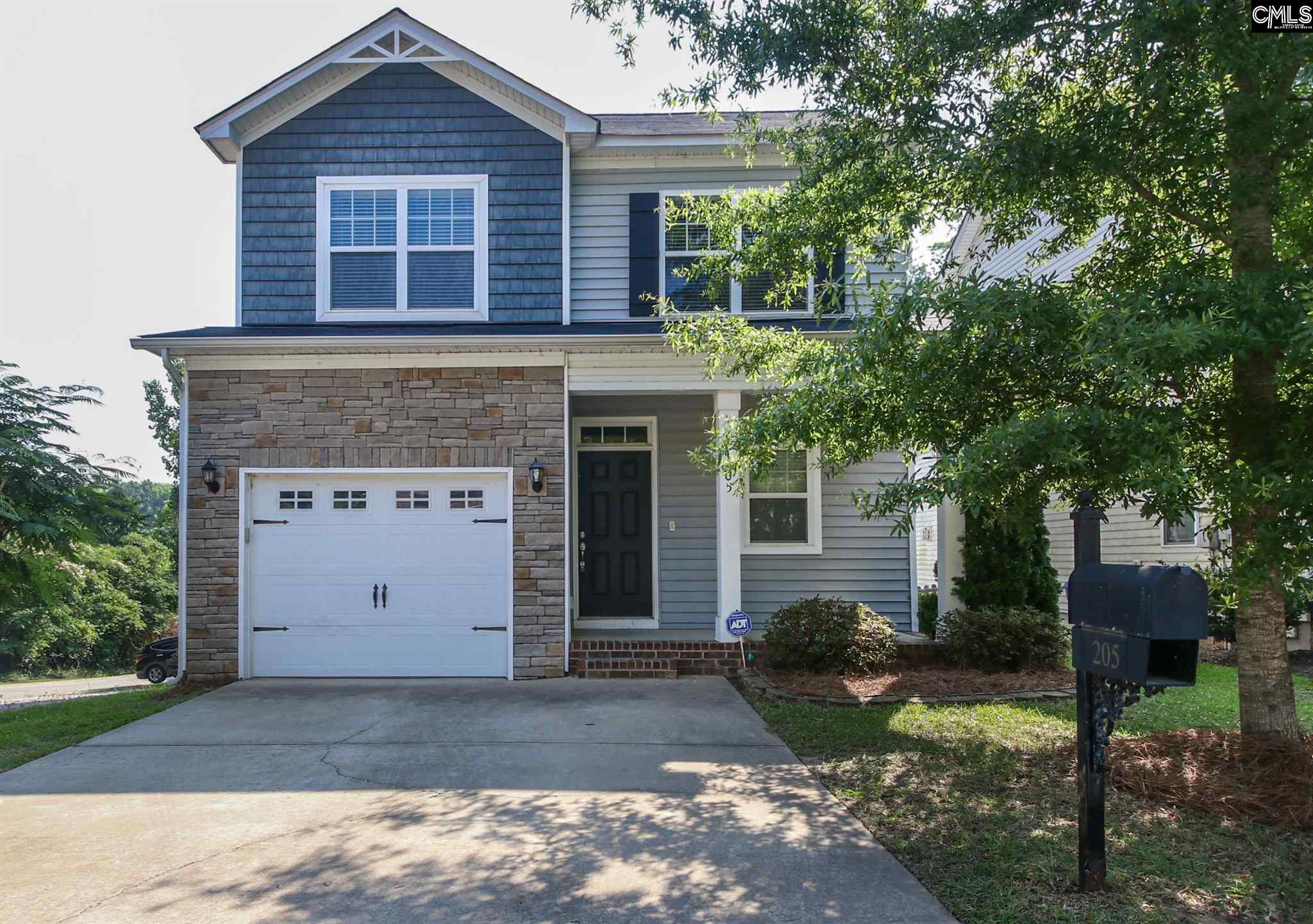 205 Canal Place Drive Columbia, SC 29201