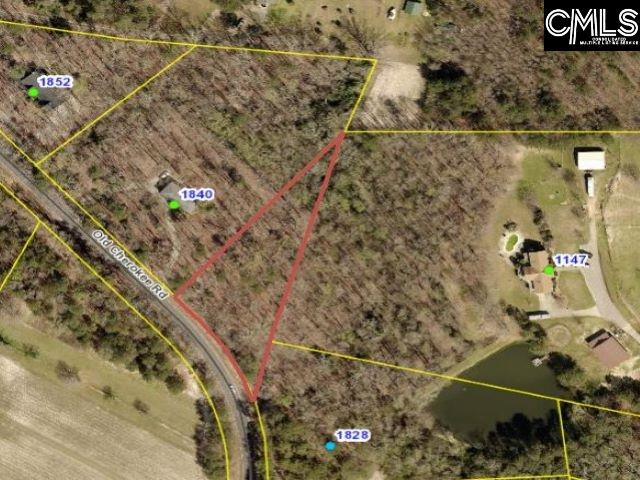 +/- .99 rolling acres on Old Cherokee Rd with +/- 245 ft road frontage. No mobile allowed. DHEC approved for a three bedroom home.
