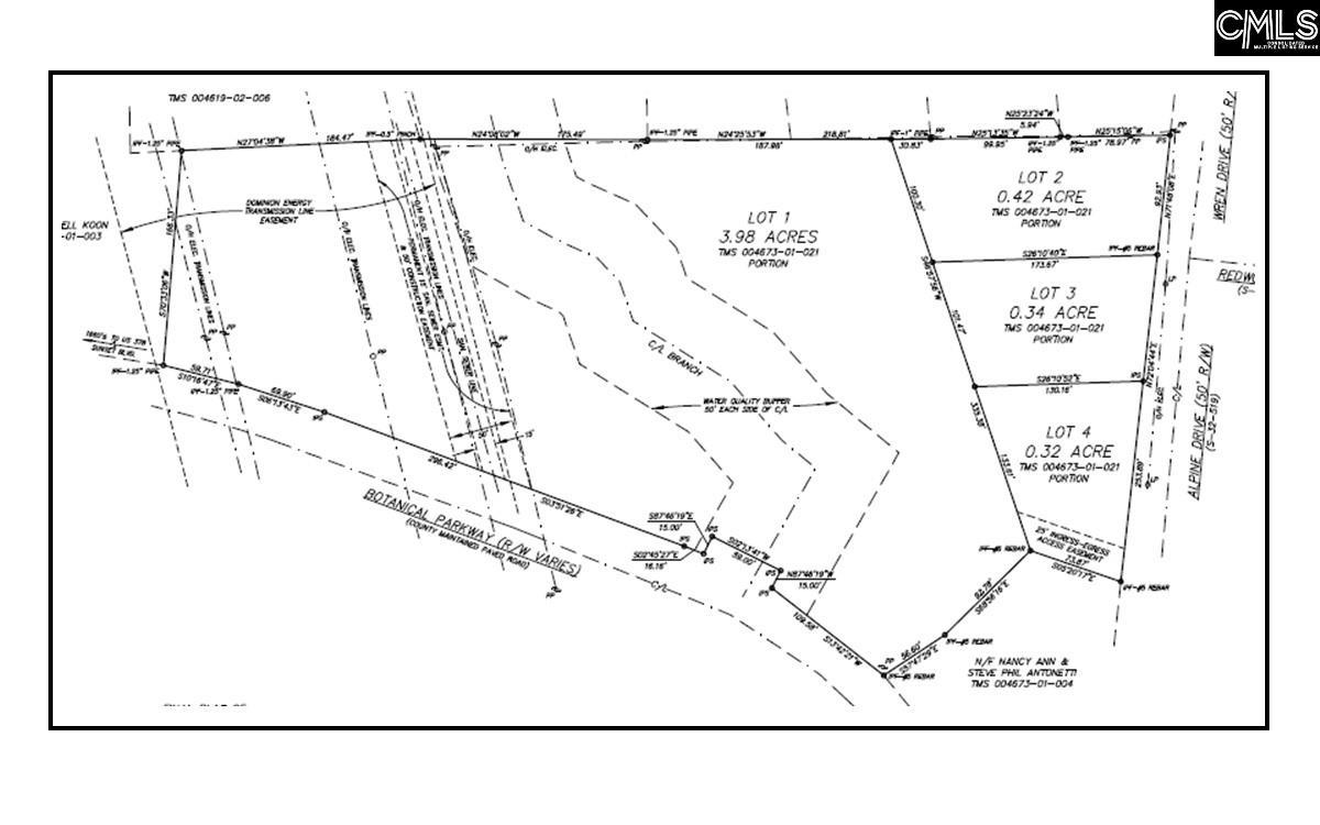 1051 Botanical Parkway UNIT #1 West Columbia, SC 29169
