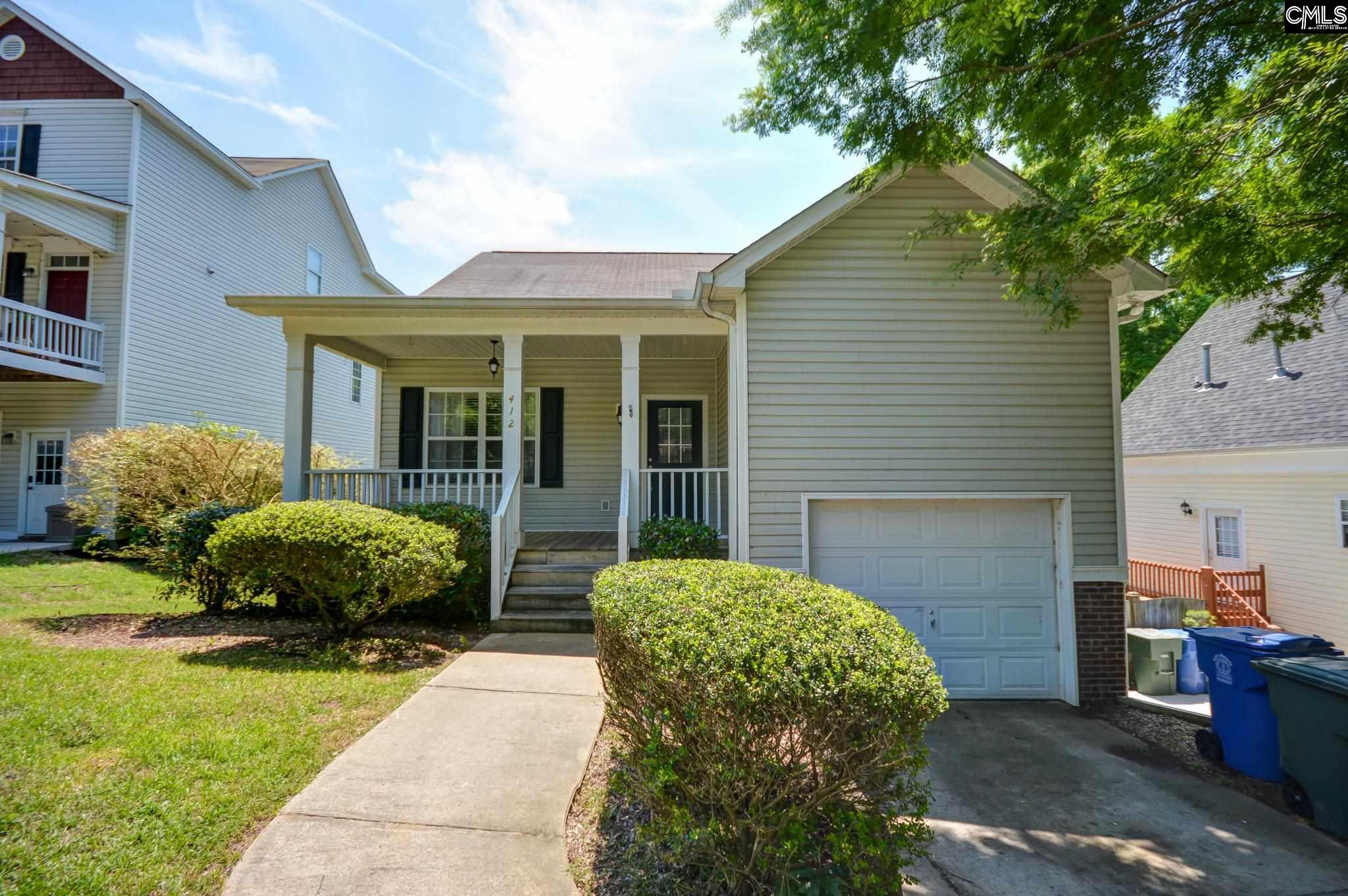 412 Canal Place Drive Columbia, SC 29201-1555