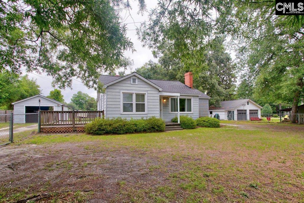 548 Old Stagecoach Road Camden, SC 29020
