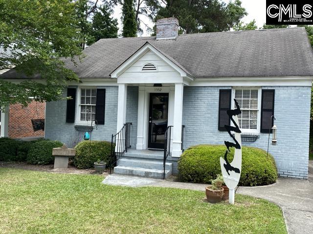 1552 Sunnyside Drive Columbia, SC 29204
