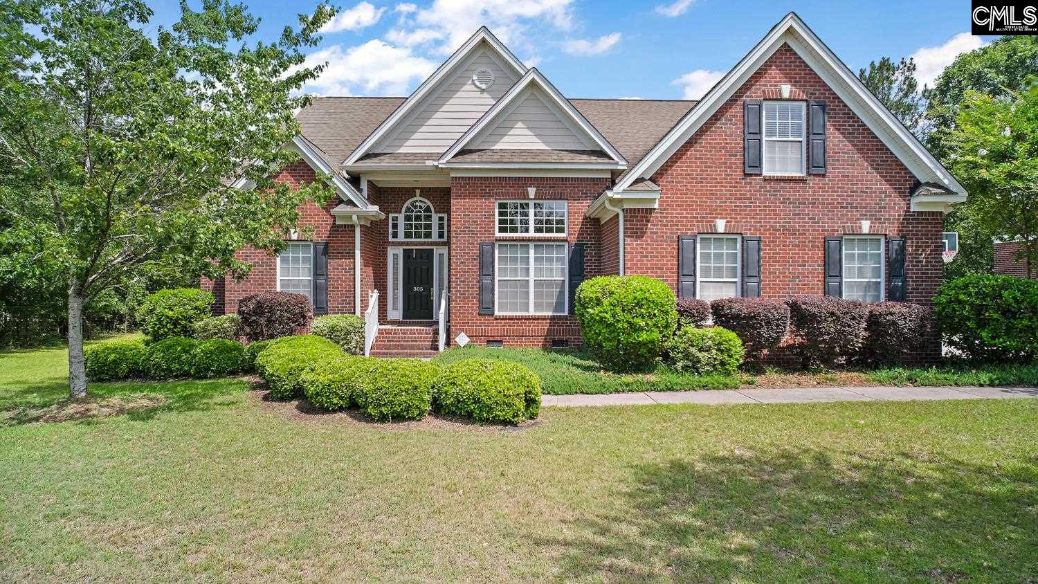 305 Heritage Forest Drive Blythewood, SC 29016