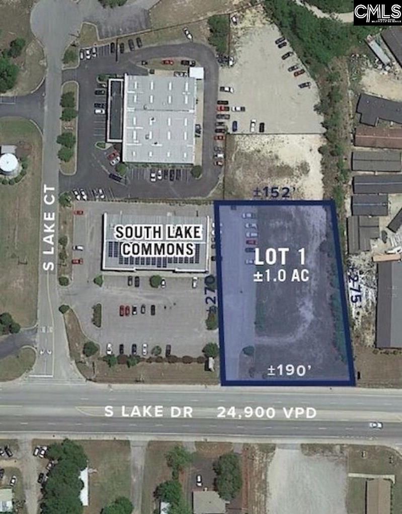1227 S Lake Drive Lexington, SC 29073