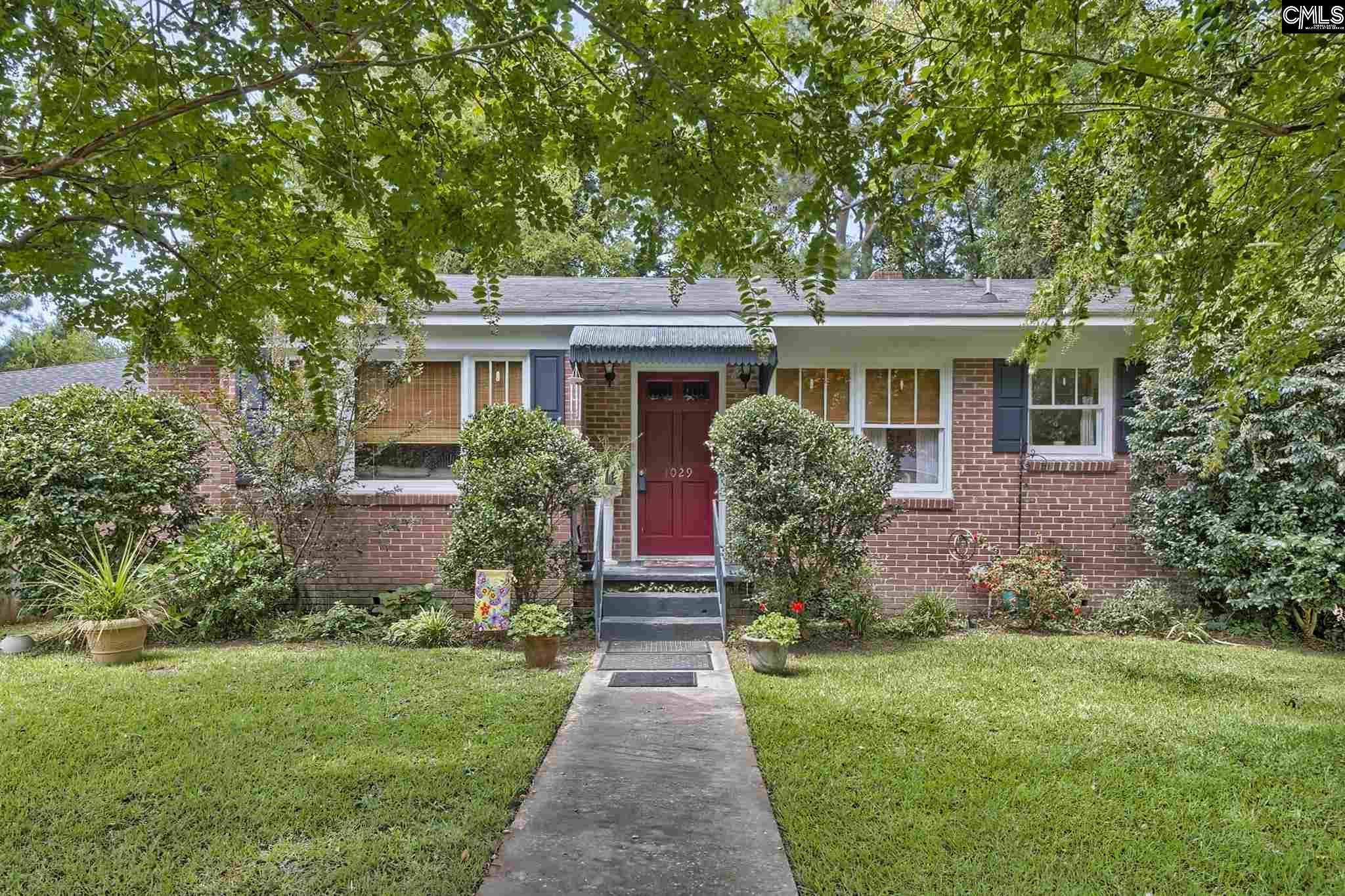 1029 Hancock Street Columbia, SC 29205-4627