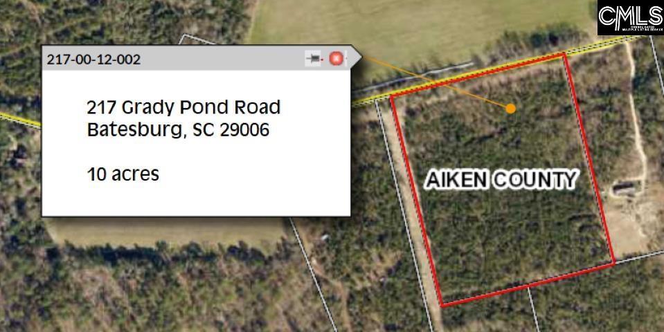 217 Grady Pond Road Batesburg, SC 29006