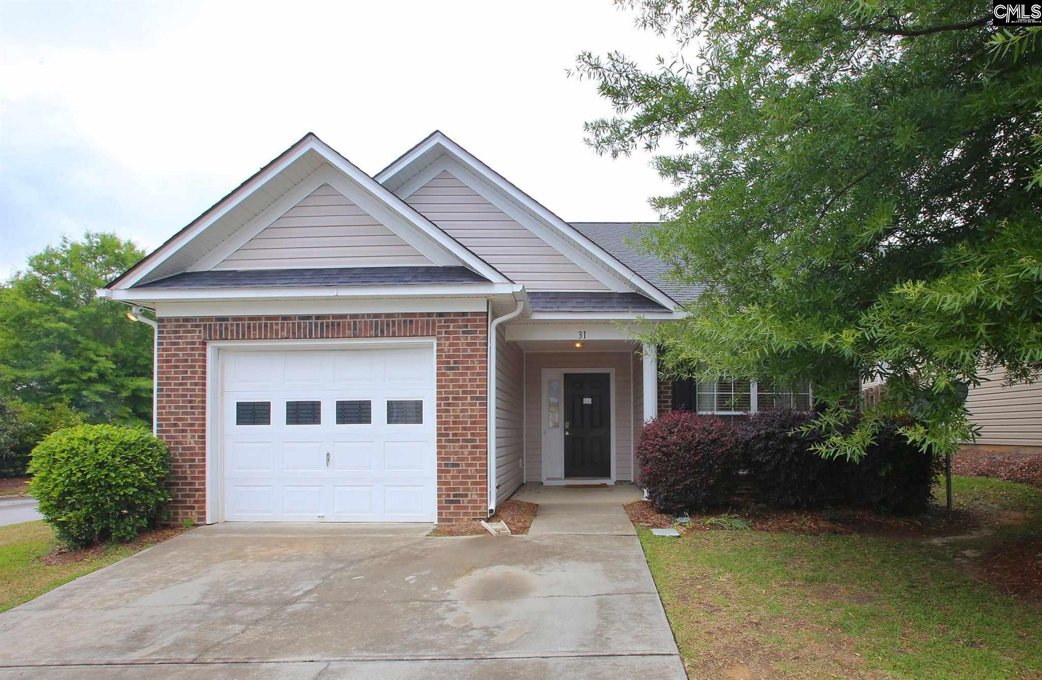 31 Brooksby Court Columbia, SC 29209