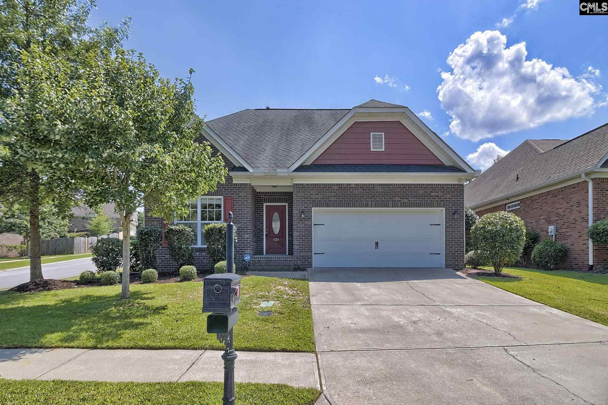434 Wagner Trail Columbia, SC 29229