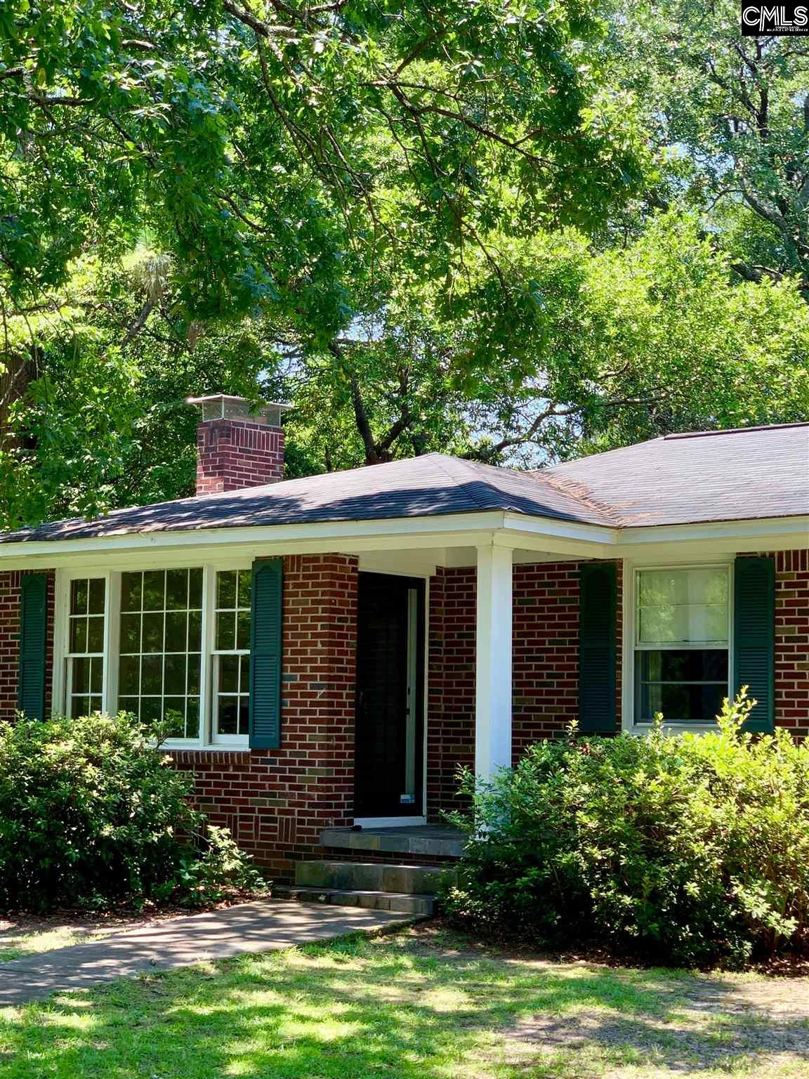 6433 Pinefield Road Forest Acres, SC 29206