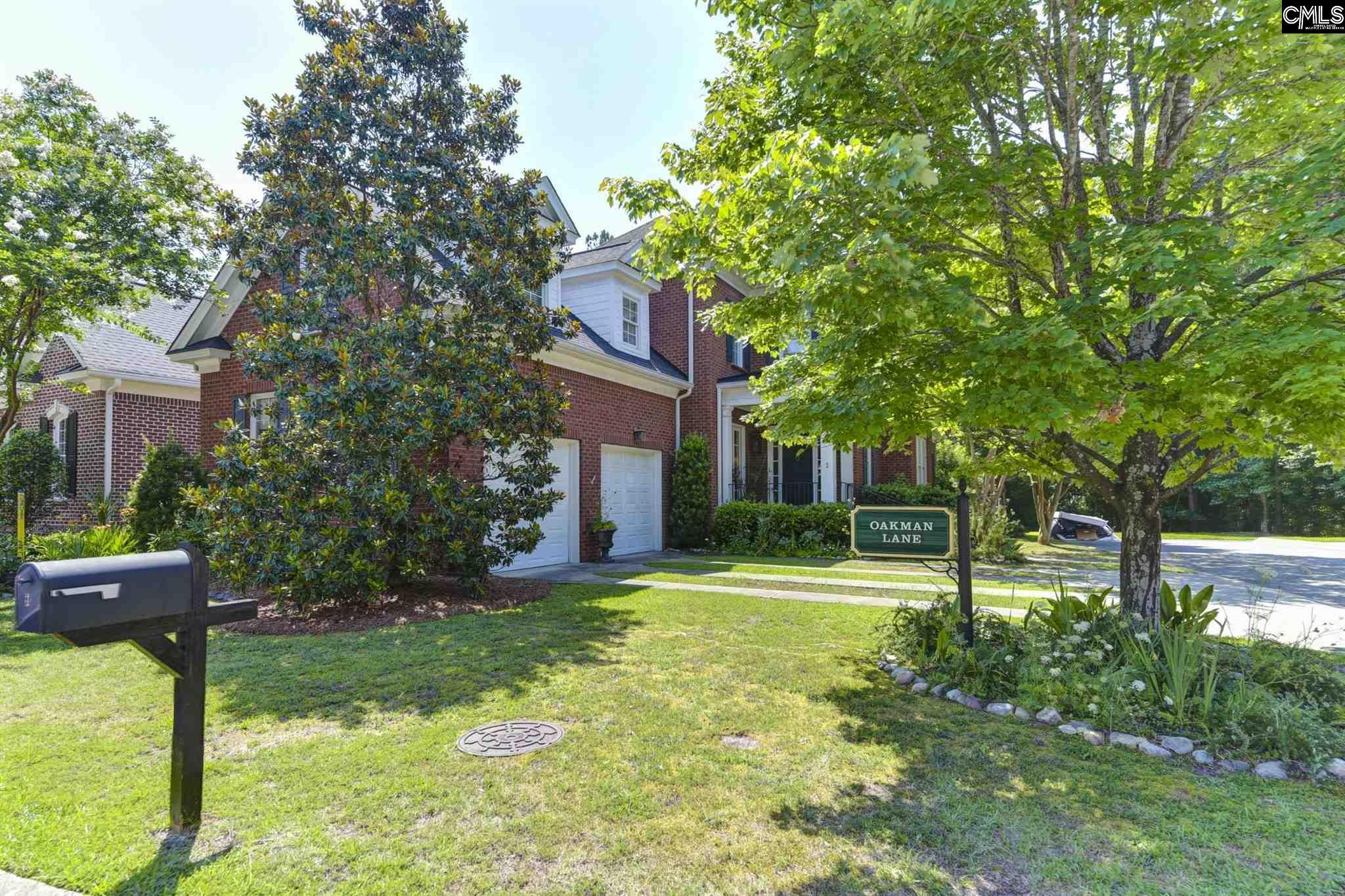 2 Oakman Lane Columbia, SC 29209