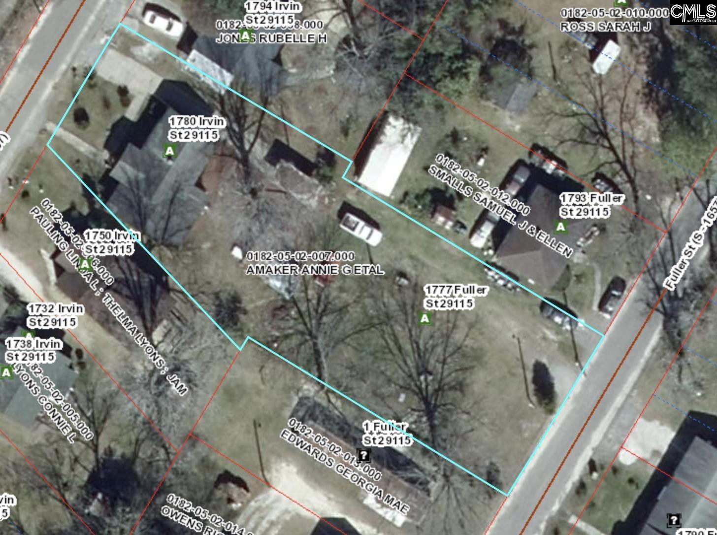 1780 Irvin Street Orangeburg, SC 29115