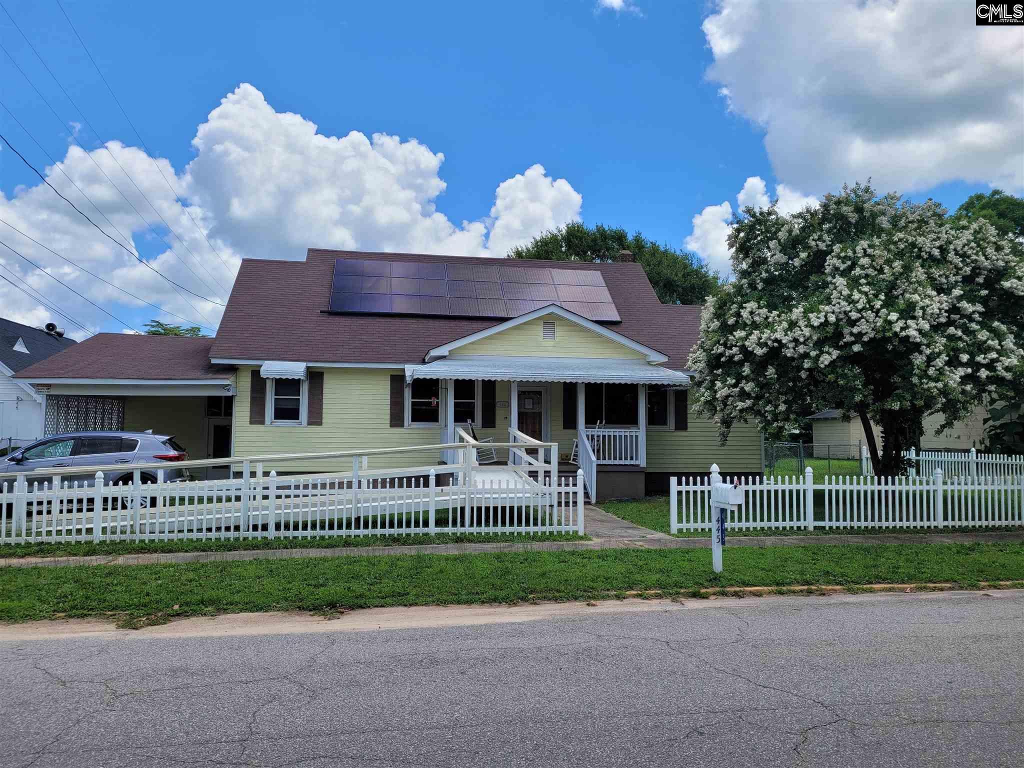 445 Oak Street Winnsboro, SC 29180