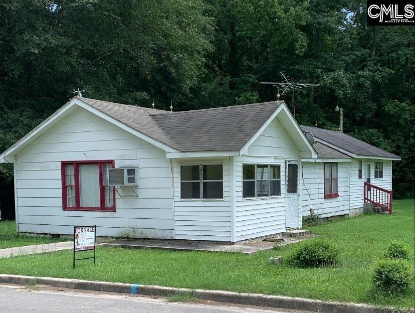 193 Vance Road Vance, SC 29163