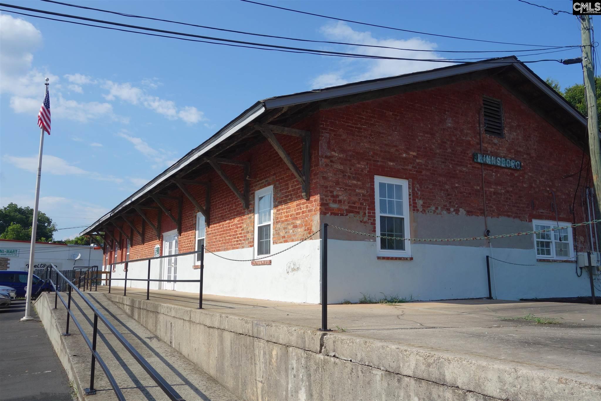400 S Congress Street Winnsboro, SC 29180