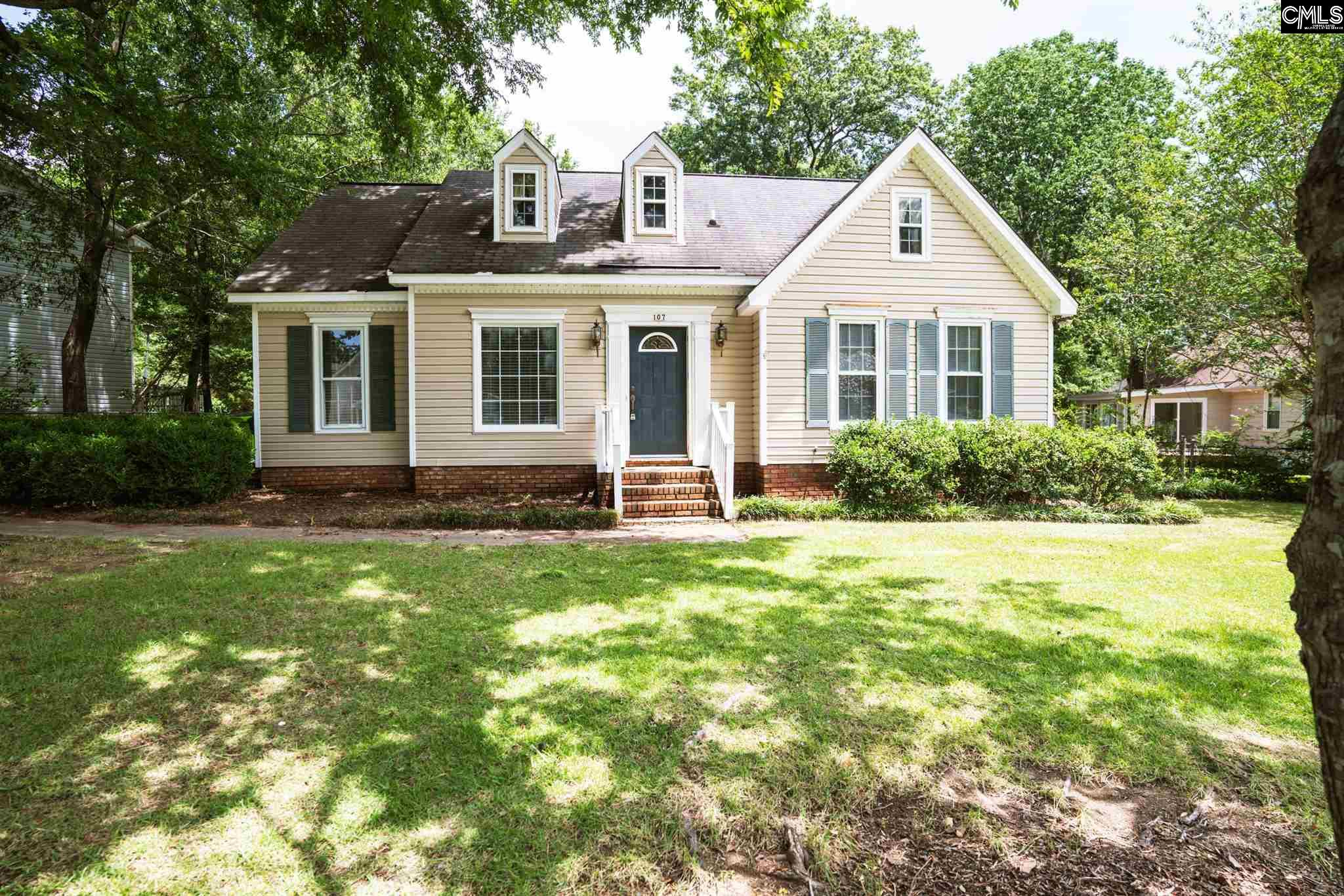 107 Cable Head Road Irmo, SC 29063