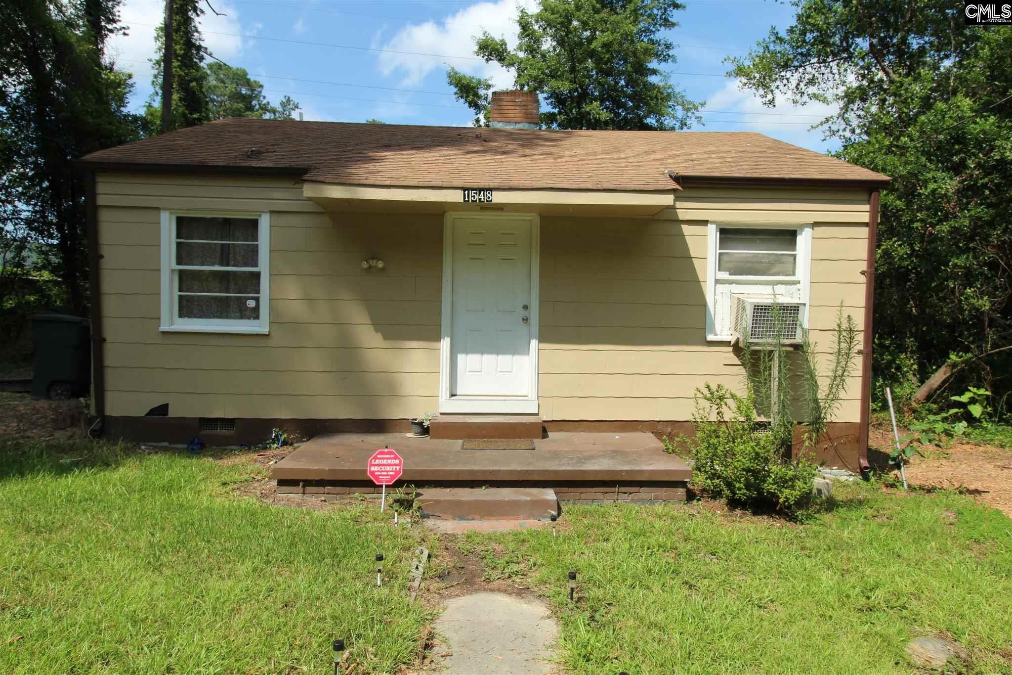 1548 Lilly Avenue Columbia, SC 29204