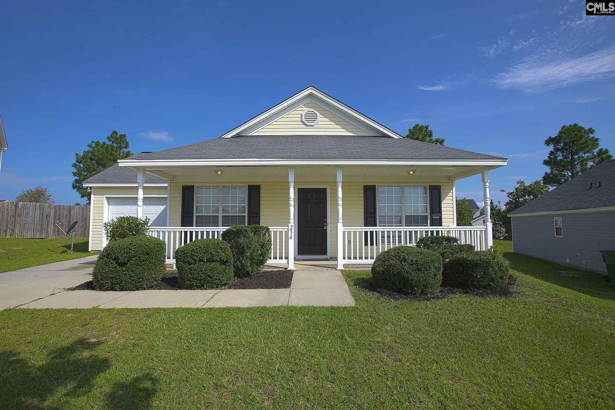 234 Legend Oaks Drive Columbia, SC 29229-7142