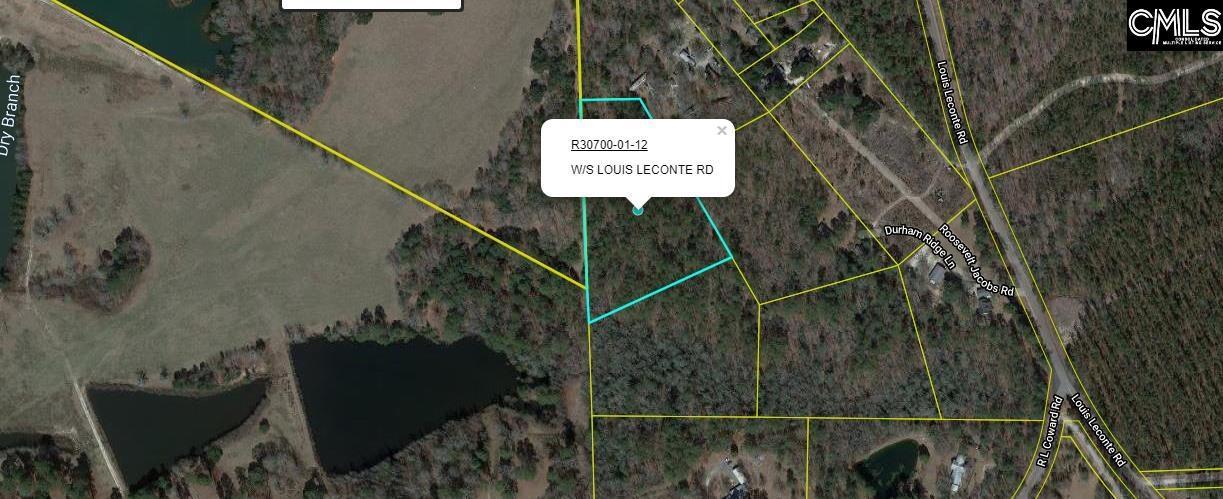 Louis Leconte Road Hopkins, SC 29061-9999