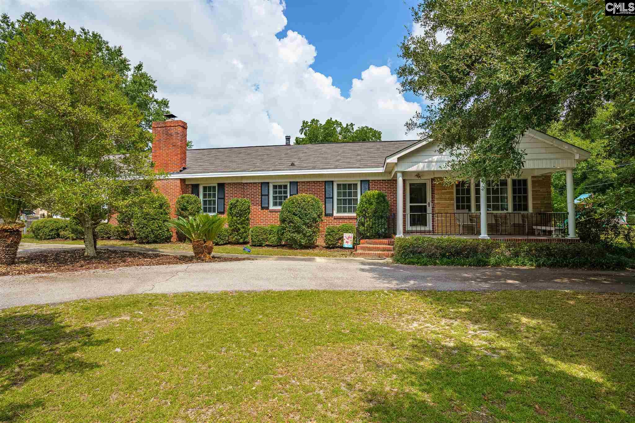 762 Old Stagecoach Road Camden, SC 29020
