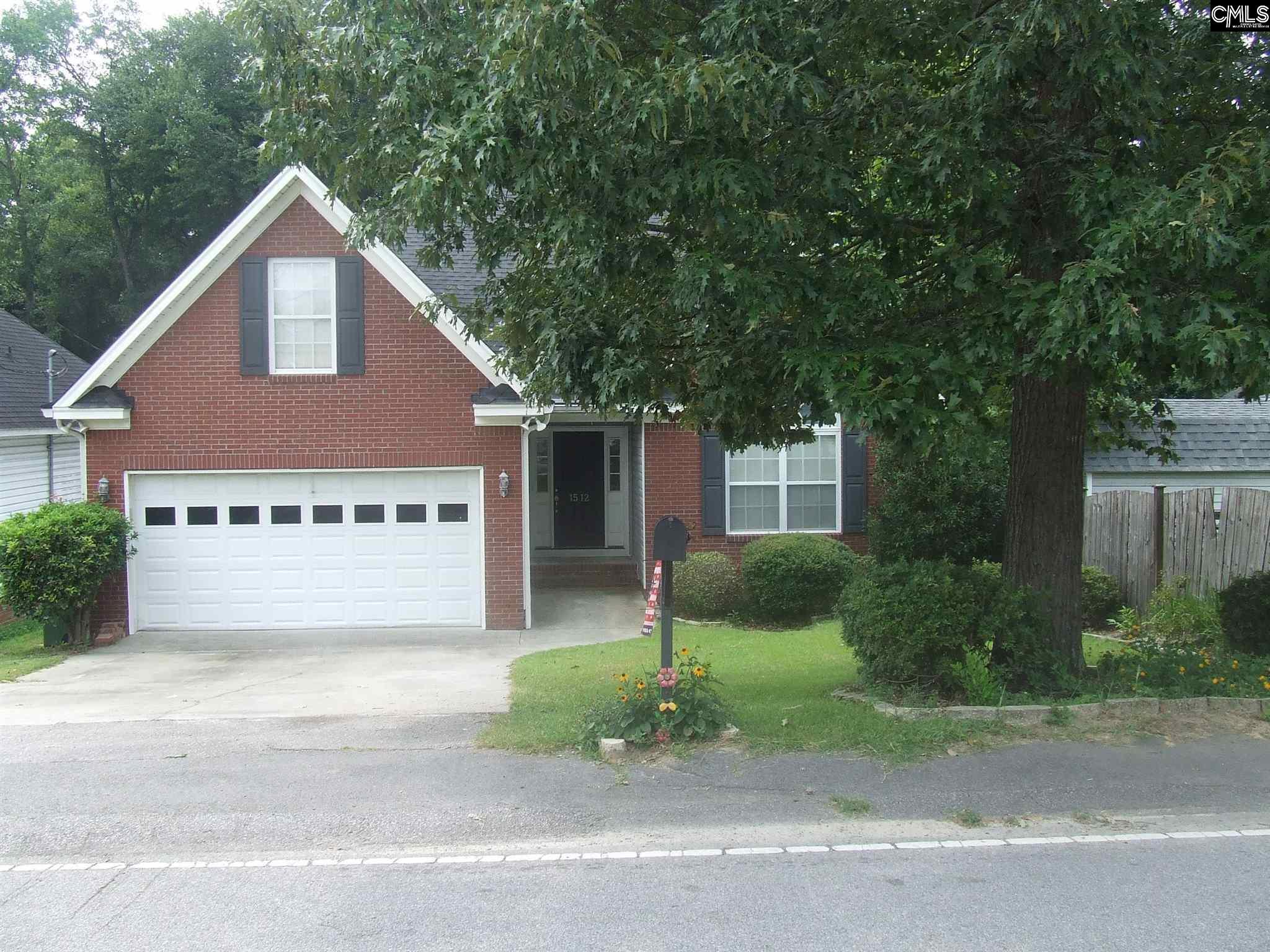 1512 13th Street Cayce, SC 29033