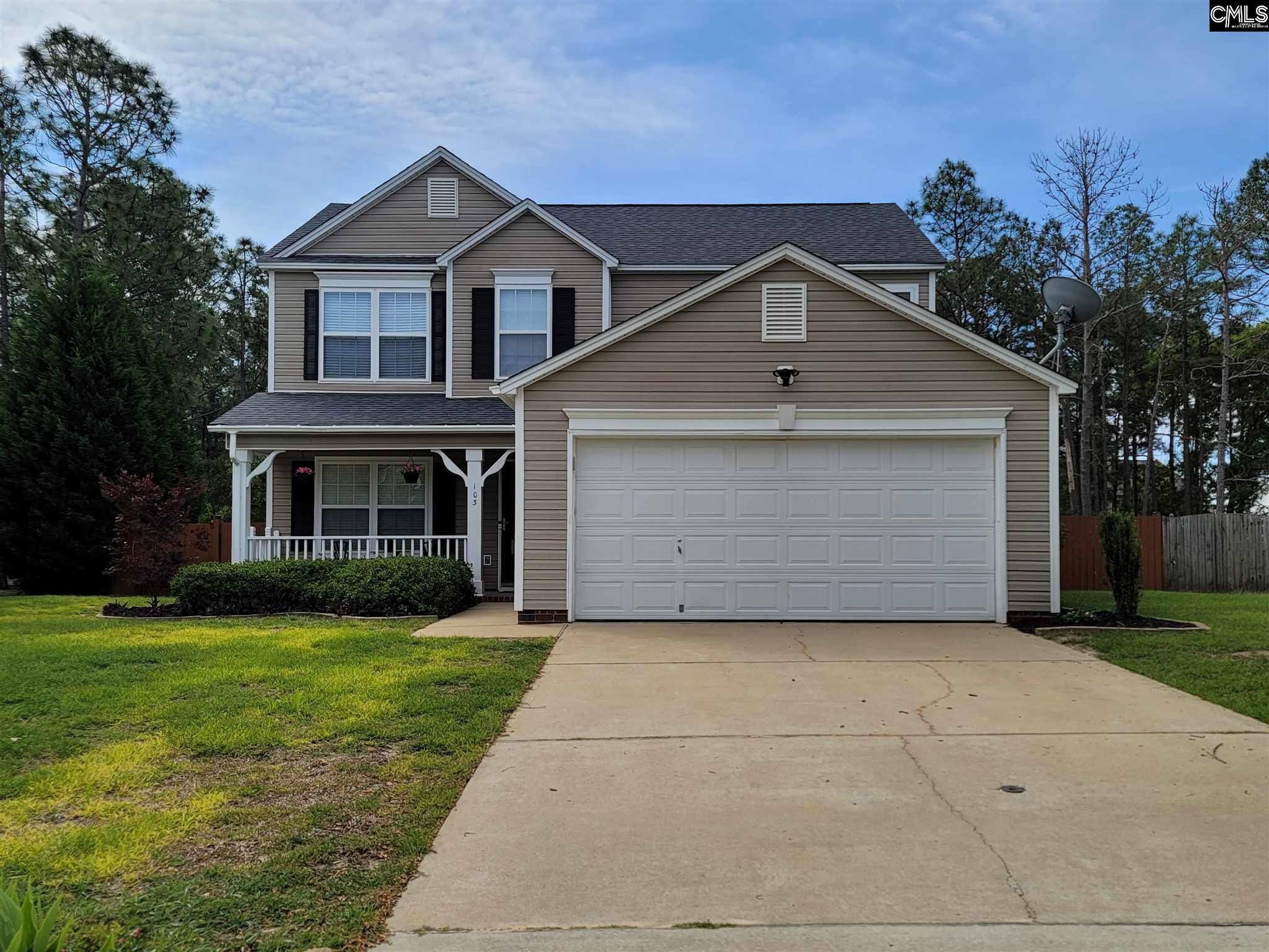 103 Brittany Park Road Columbia, SC 29229