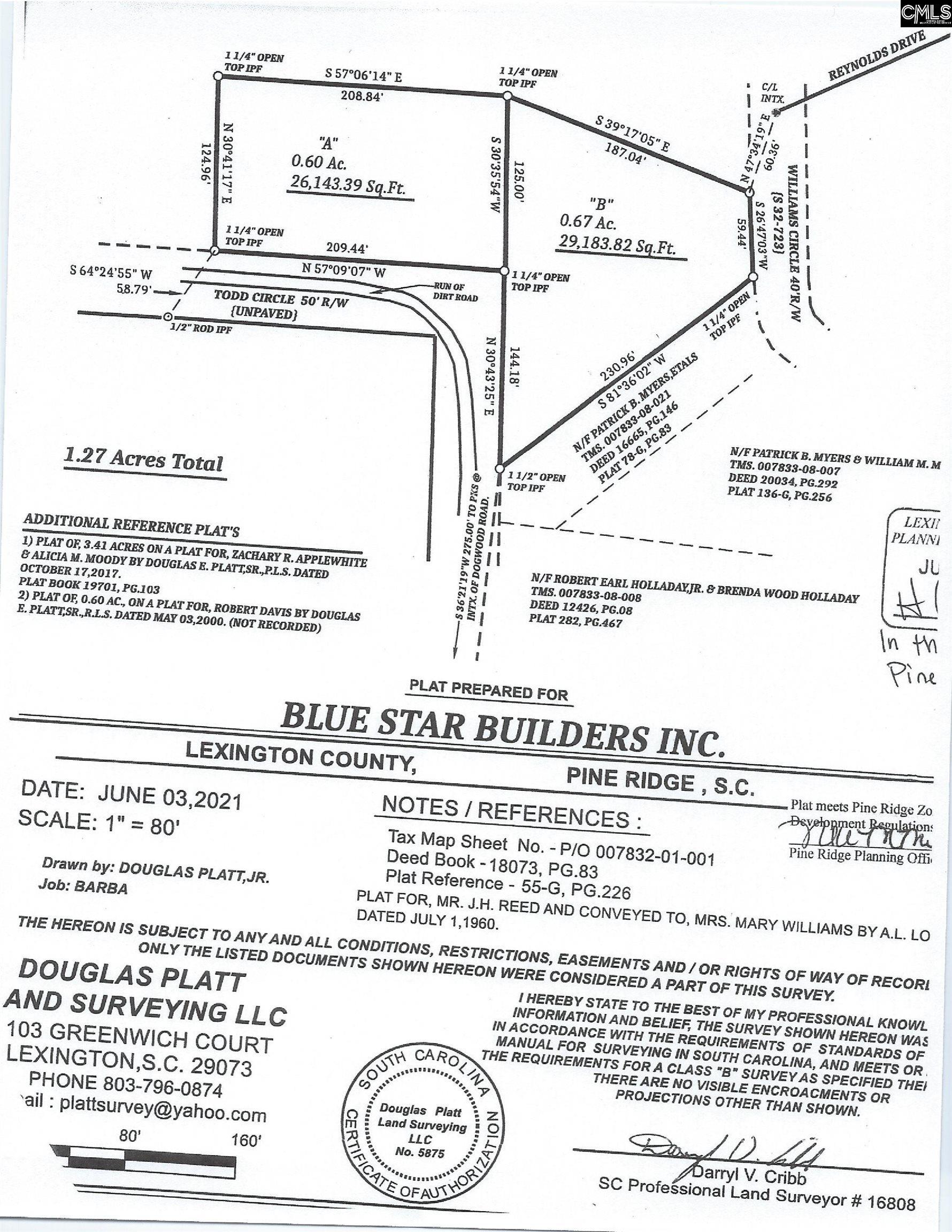207 Todd Circle UNIT B West Columbia, SC 29172