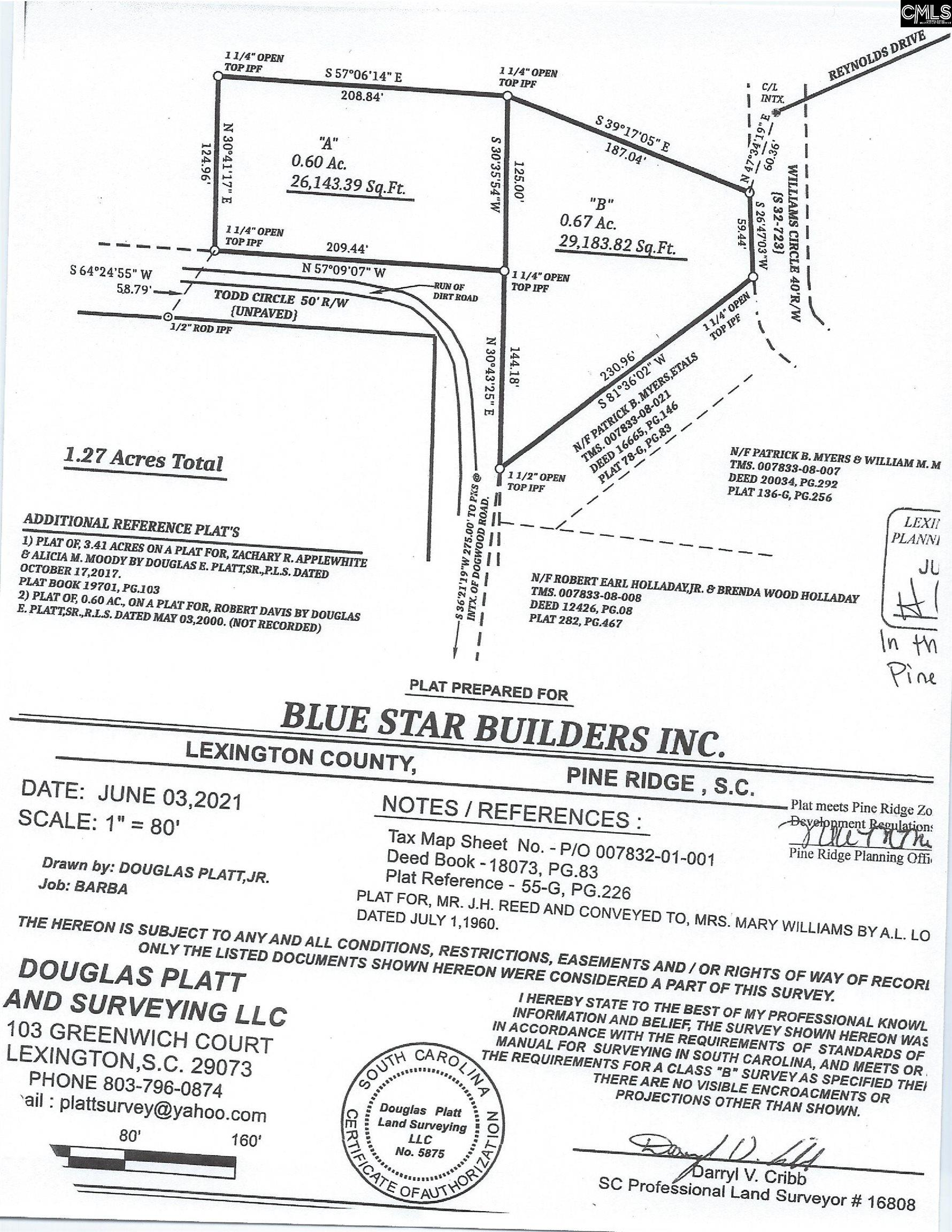 191 Todd Circle West Columbia, SC 29172
