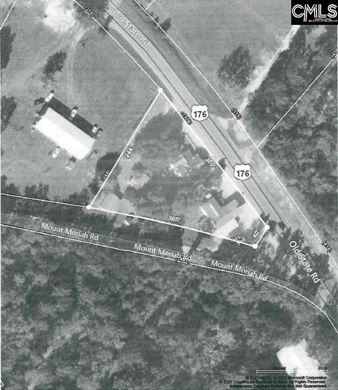 2544 Old State Road Swansea, SC 29138