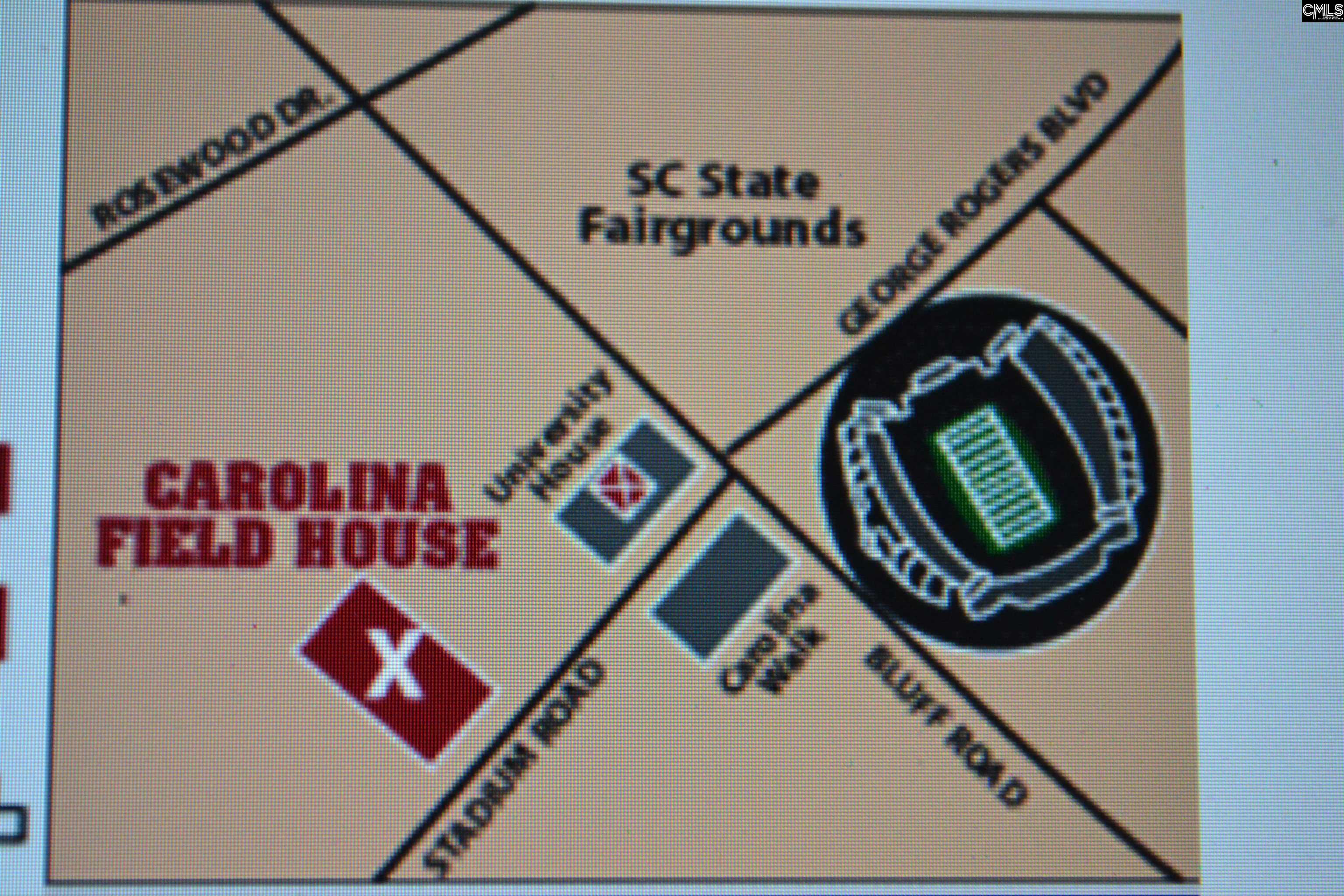 Stadium South Road Columbia, SC 29201