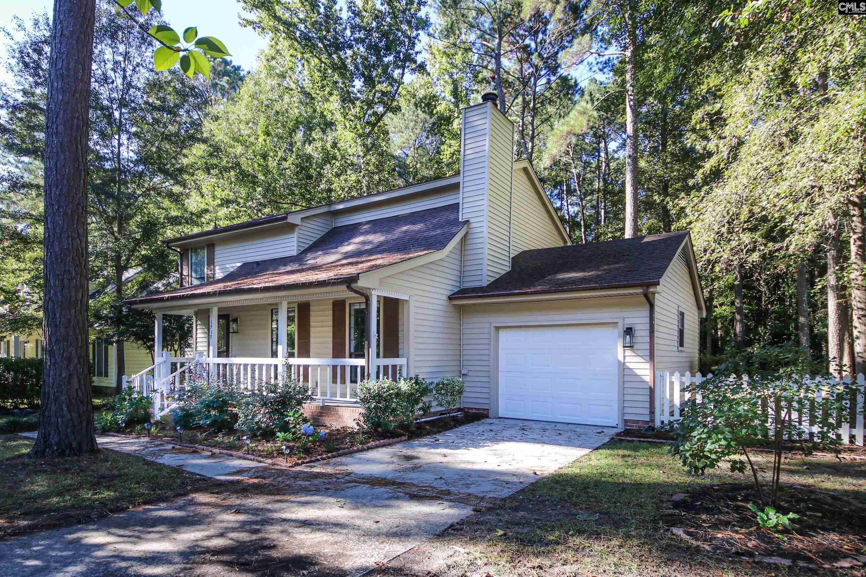 1717 Forest Trace Drive Columbia, SC 29204-4443