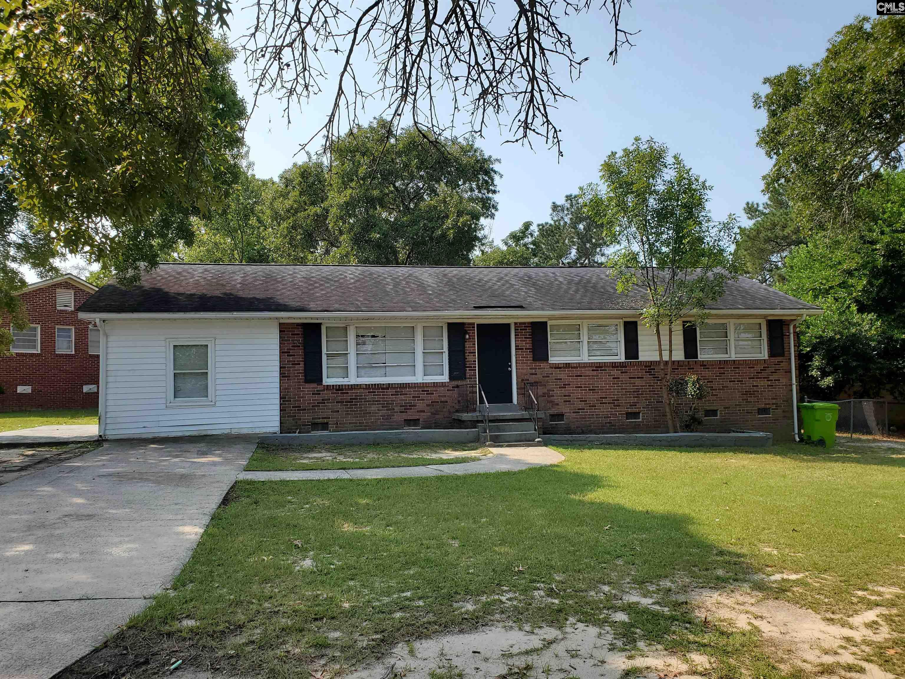 3933 Overdale Drive Columbia, SC 29223-4778