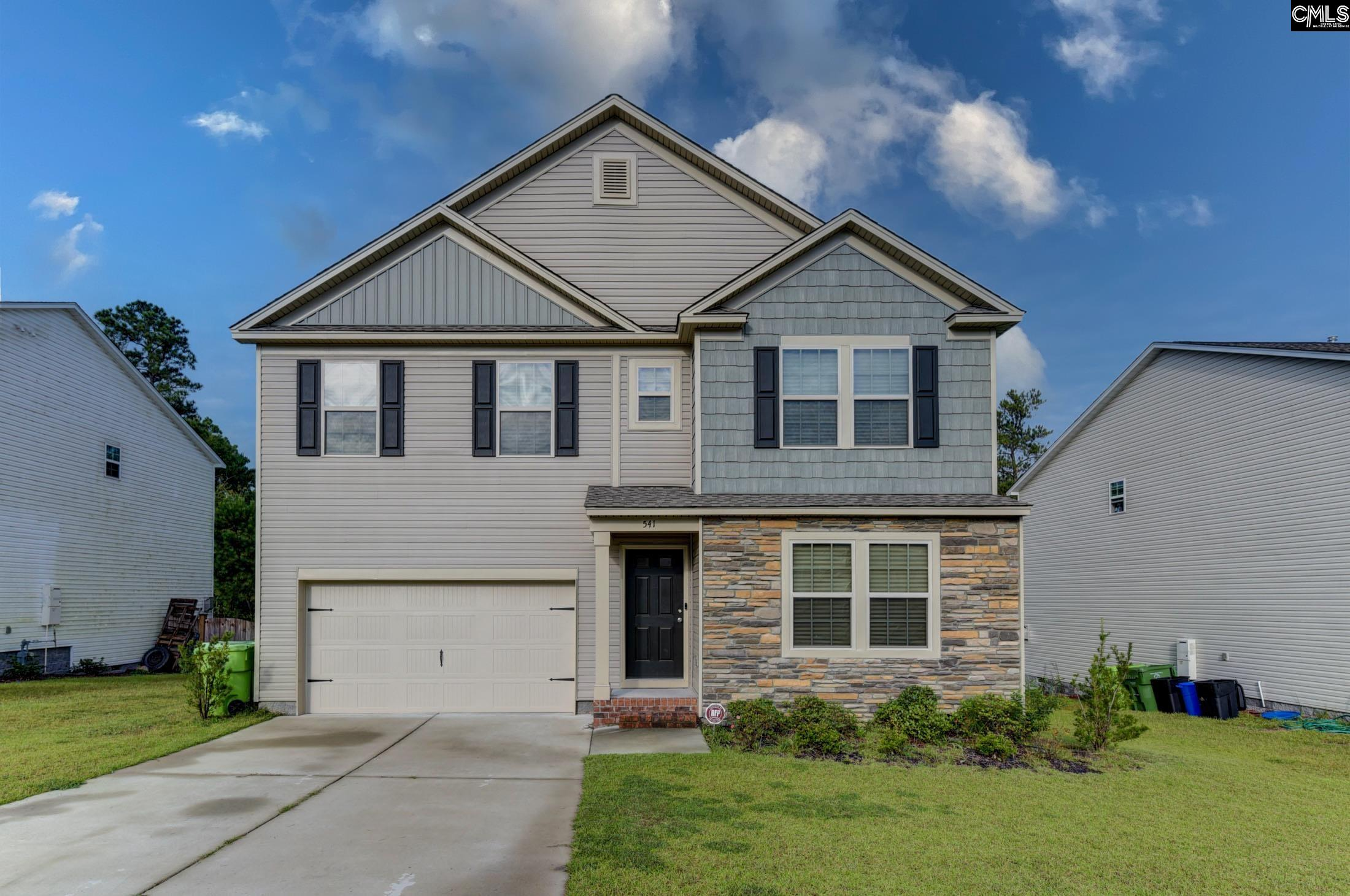 541 Teaberry Drive Columbia, SC 29229